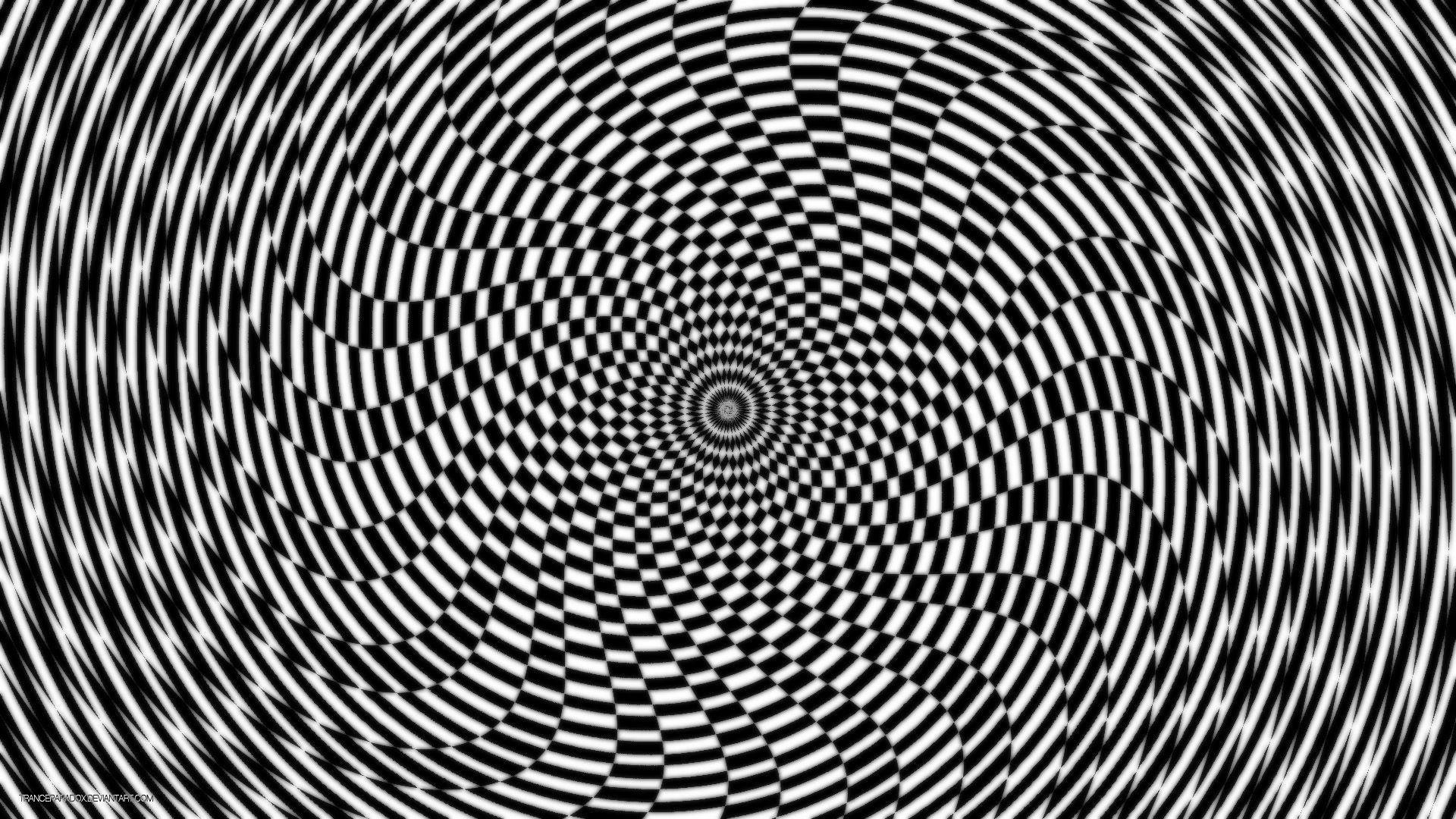 Trippy Psychedelic HD Wallpaper