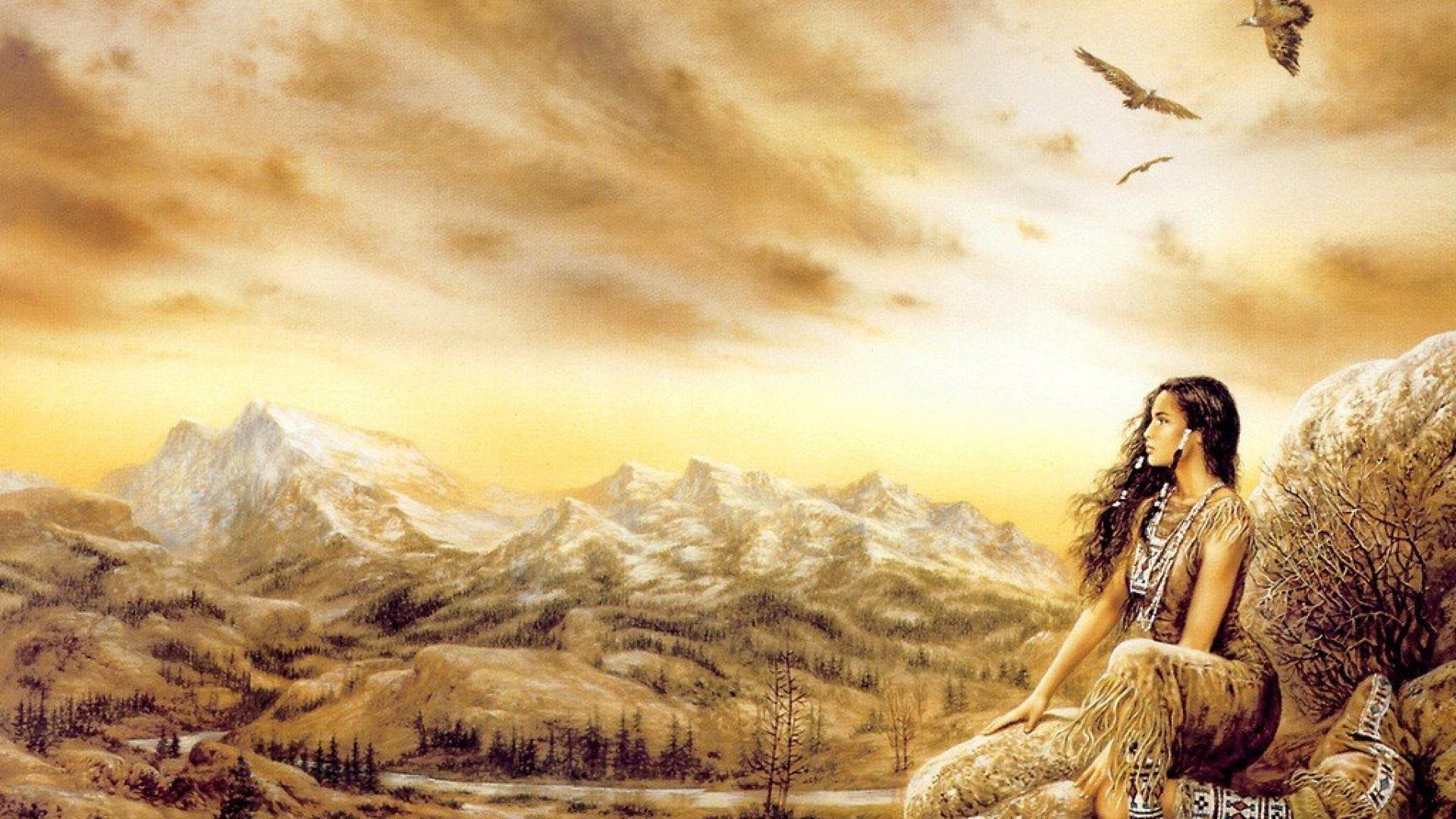 American Indian Wallpaper – image #393