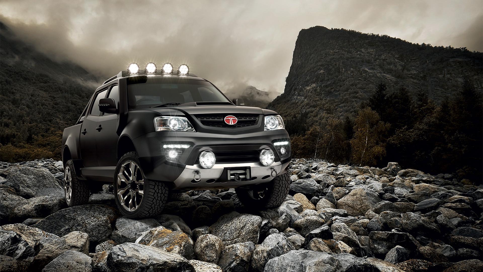 Tata Xenon Tuff Truck Concept 6