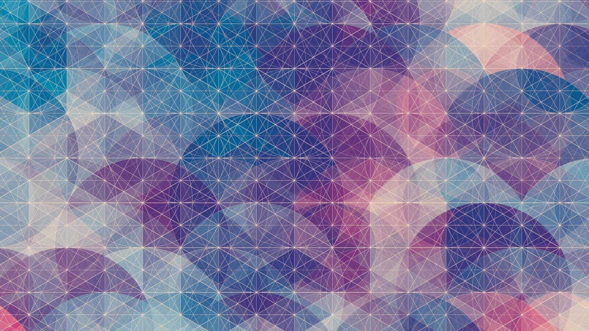 Abstract geometric wallpapers
