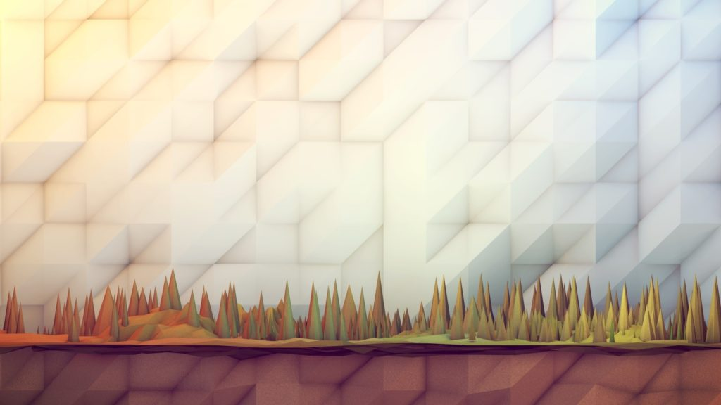 Preview wallpaper lines, figures, light, geometric 3840×2160