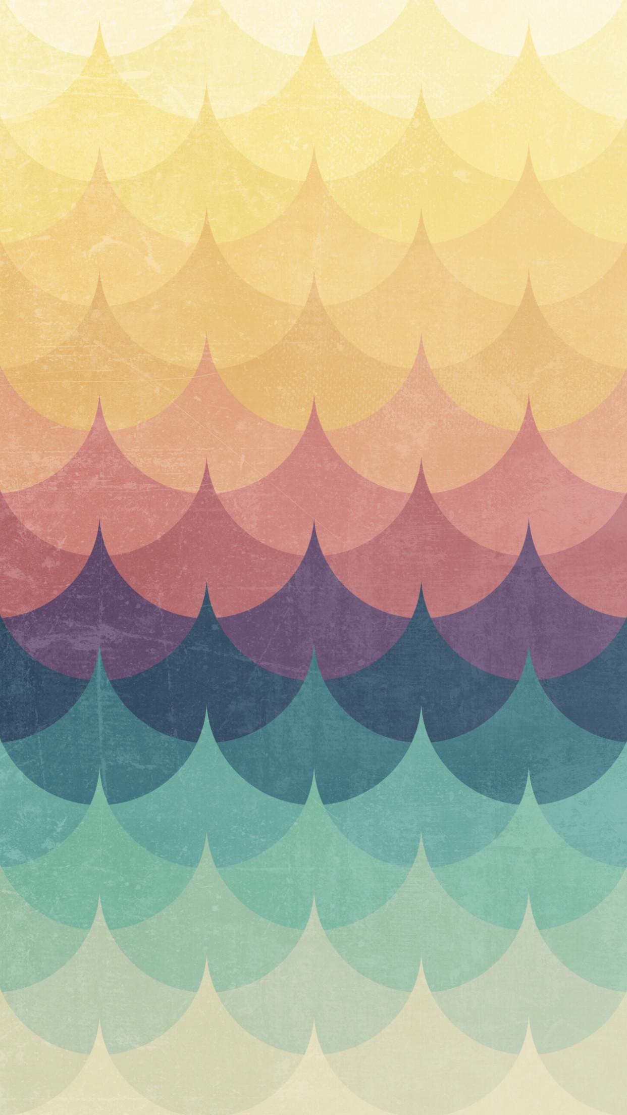Simple Minimal Points Wallpaper iPhone 6 Plus