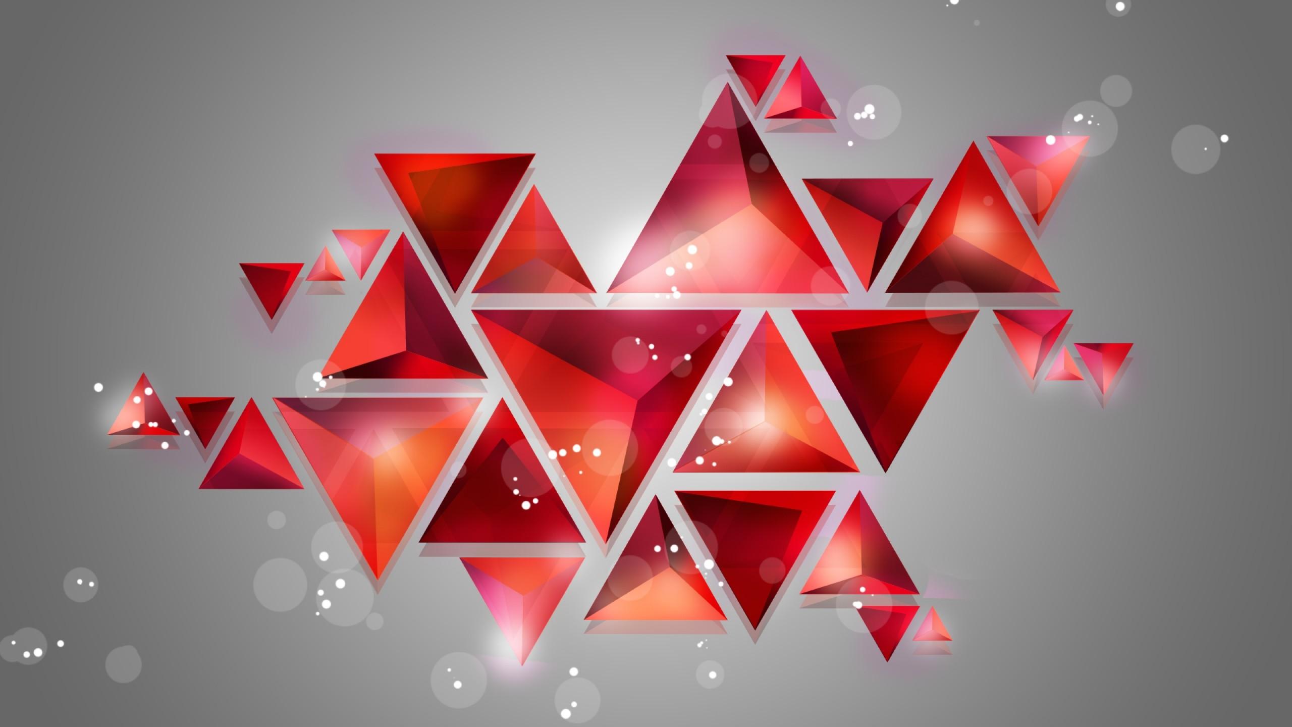 Wallpaper geometric shapes, shine, shape, abstraction