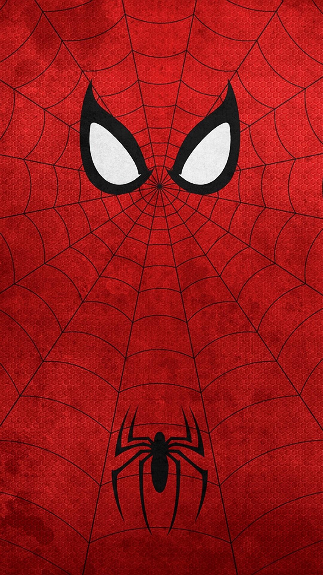 Spiderman iphone home screen Spiderman iphone screen