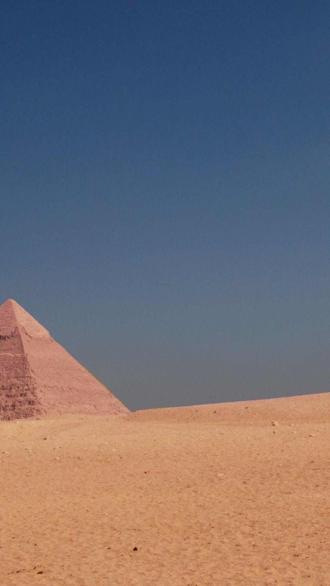 Egipt Pyramid Blue Sky iPhone 6 Plus HD Wallpaper …