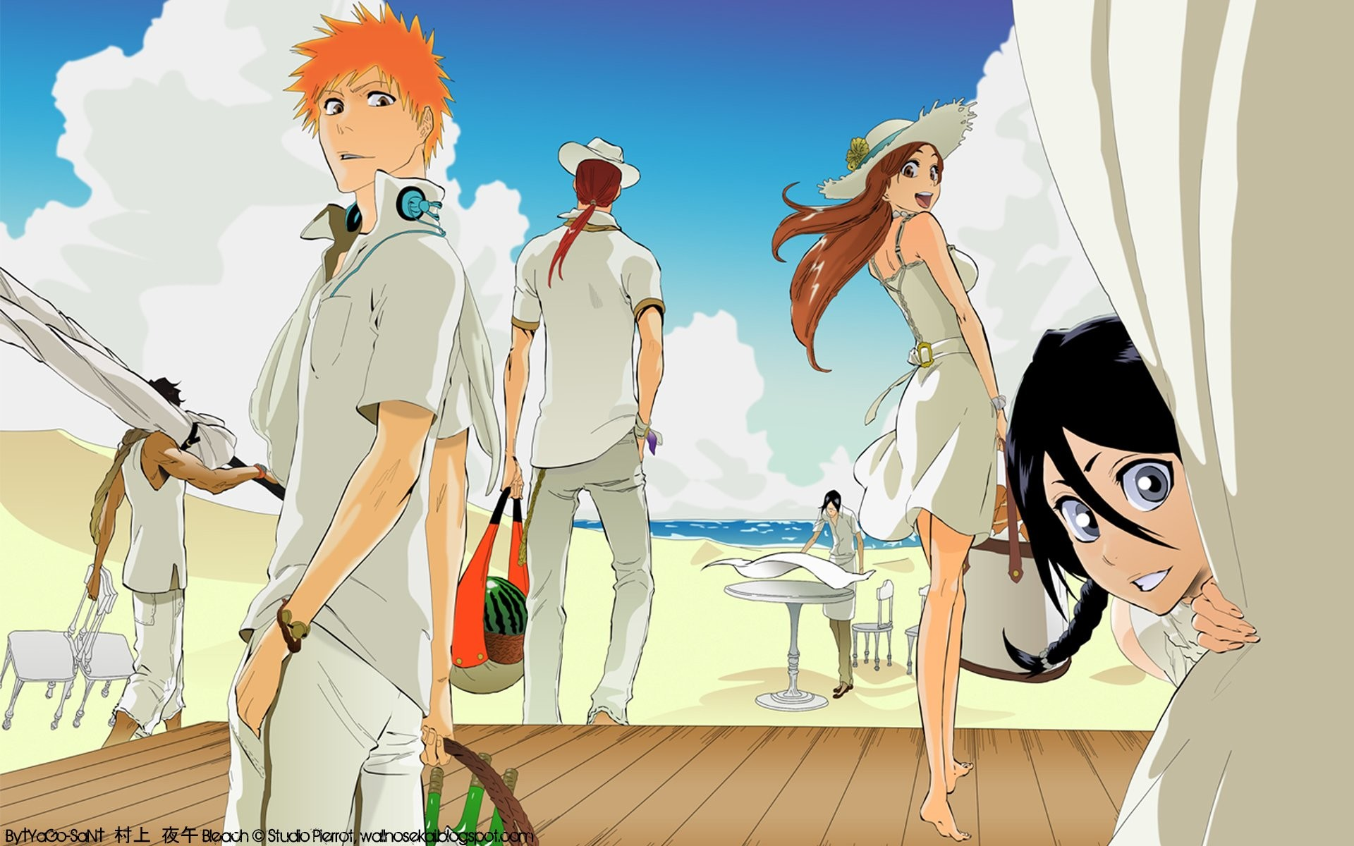 HD Wallpaper   Background ID:219388. Anime Bleach