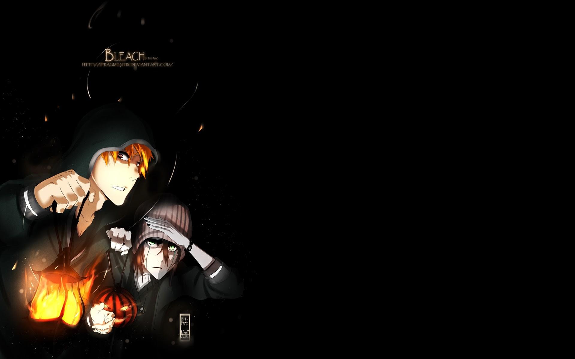 Ichigo and Ulquiorra Bleach Anime 4z Wallpaper HD. Ichigo And Ulquiorra  Bleach Anime 4z Wallpaper HD