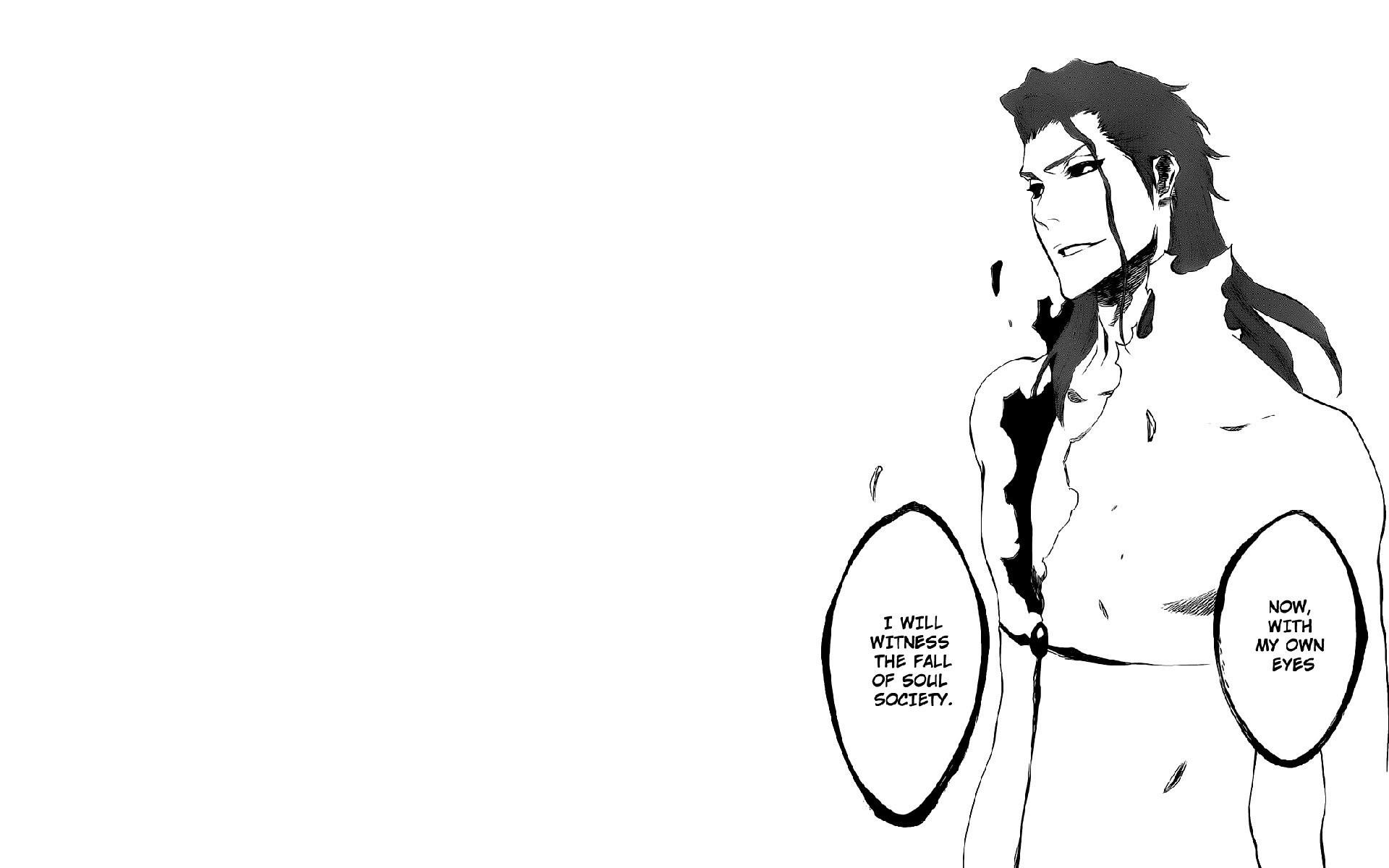 Sosuke Aizen – Bleach; bleach aizen