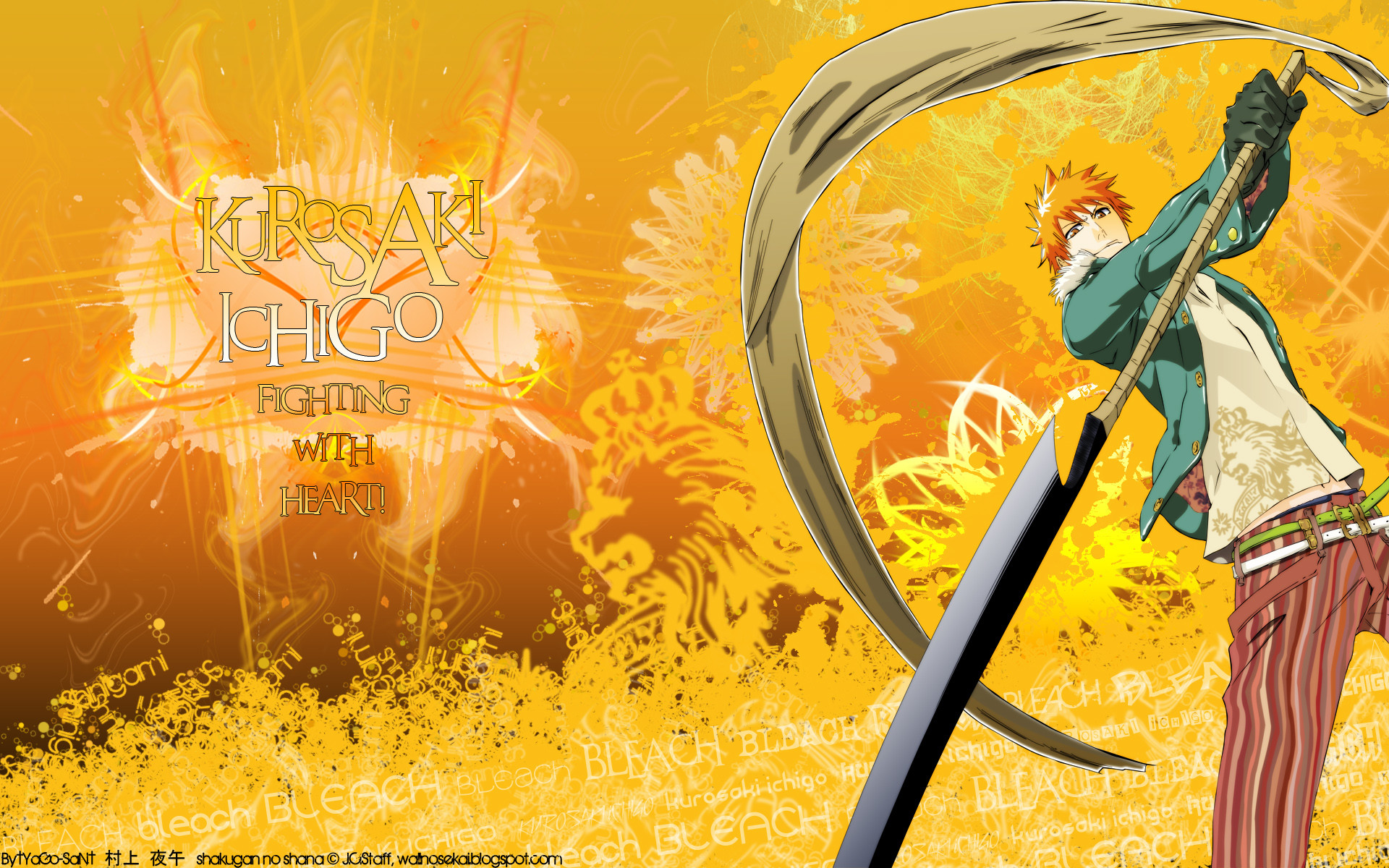 Bleach Forever images Ichigo Kurosaki HD wallpaper and background photos