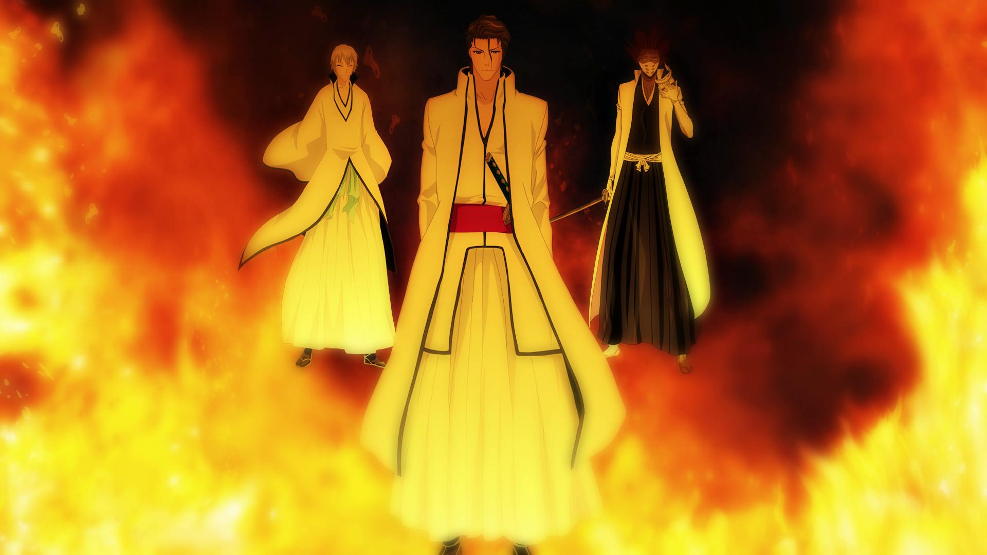HD Wallpaper   Background ID:519633. Anime Bleach