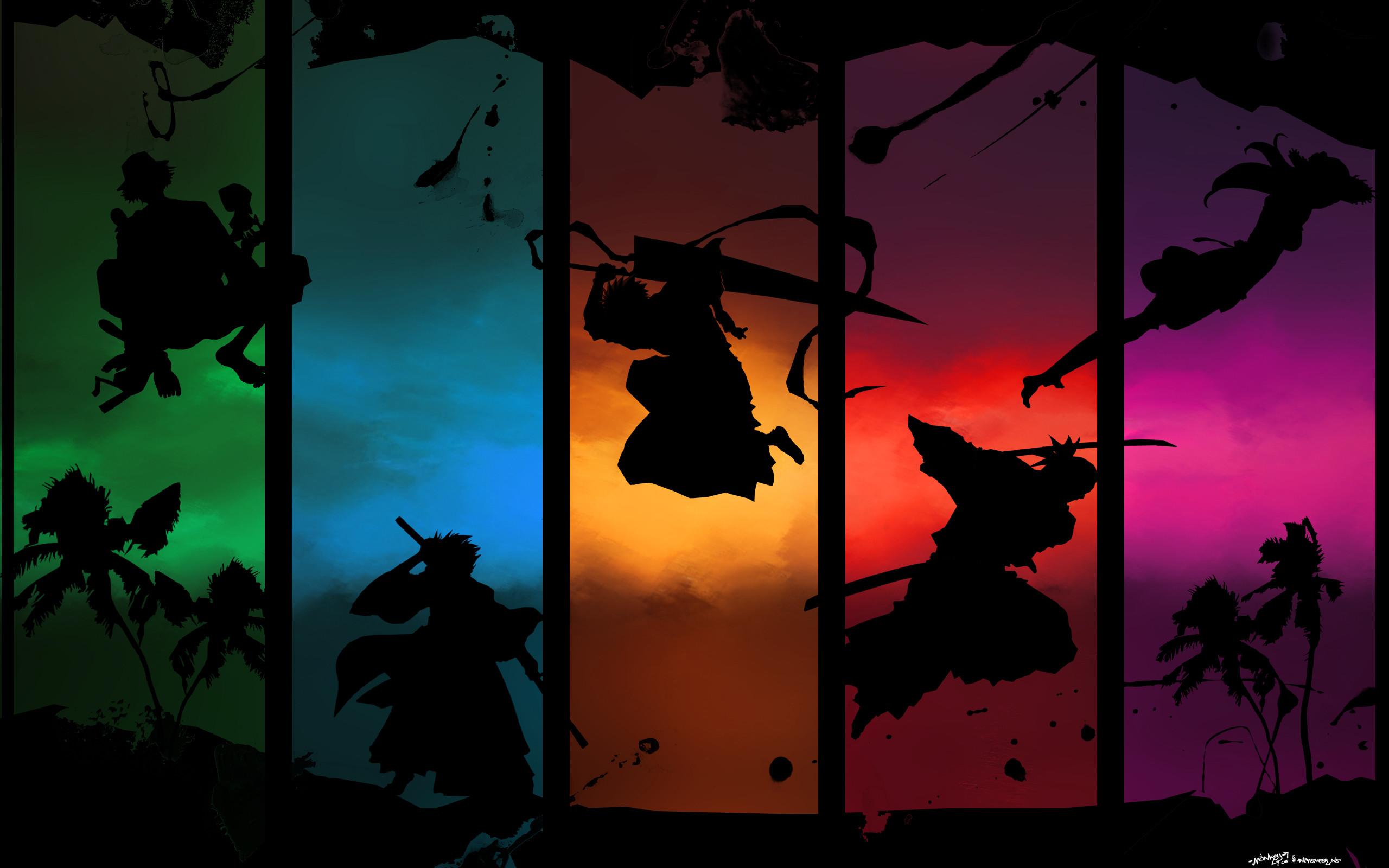 HD Wallpaper   Background ID:104026. Anime Bleach