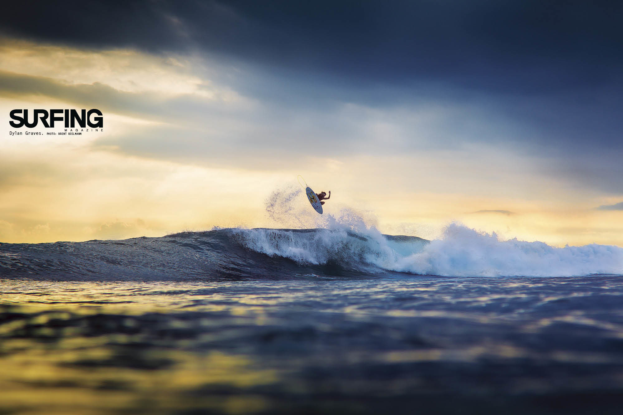 December 2013 Issue Wallpaper | SURFING Magazine