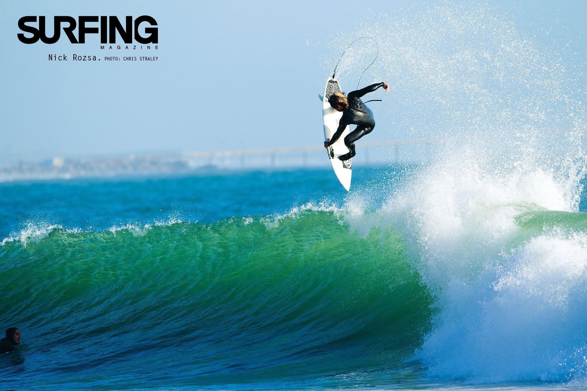 SURFING Magazine May 2012 Wallpaper