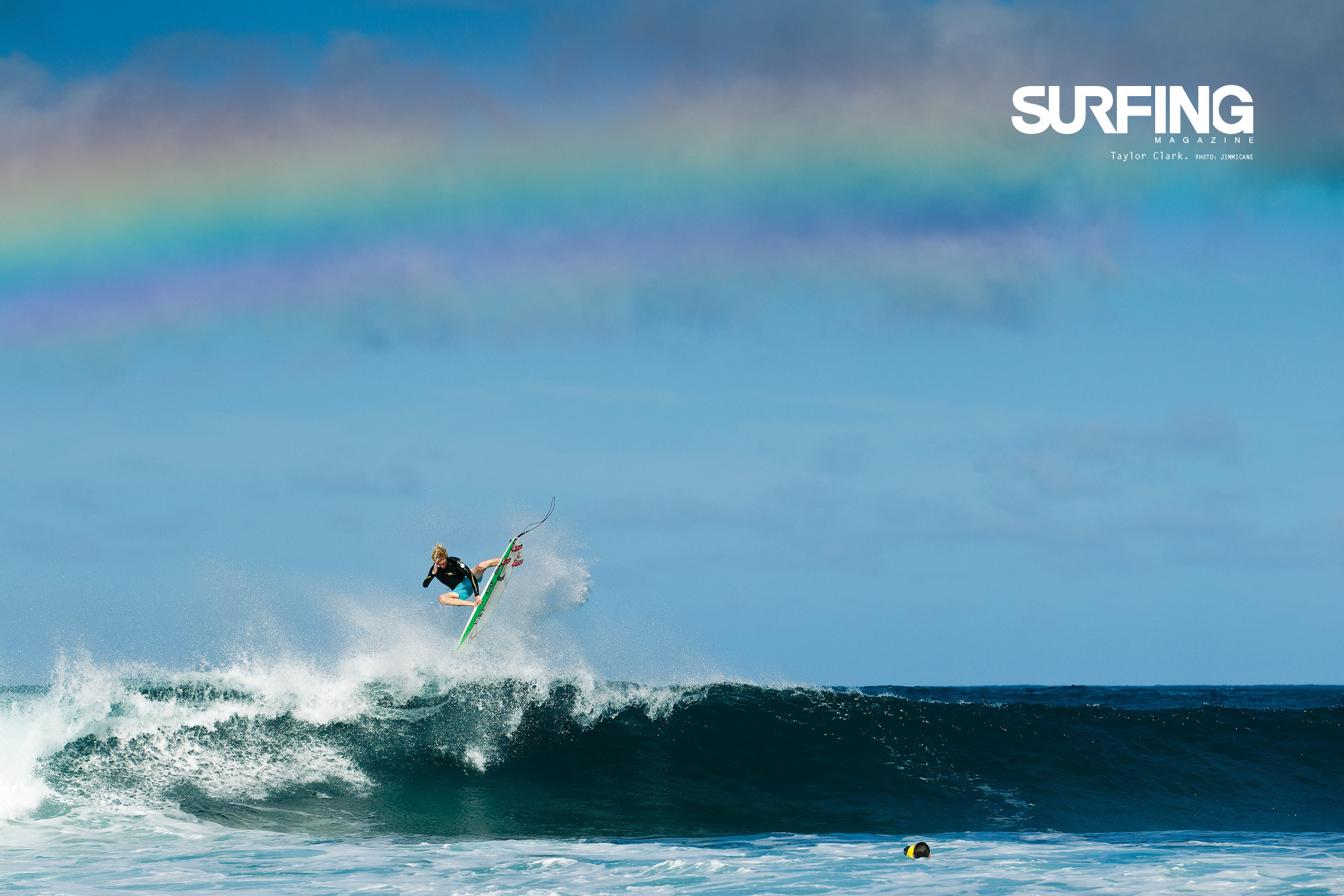Surfing Mag Wallpaper