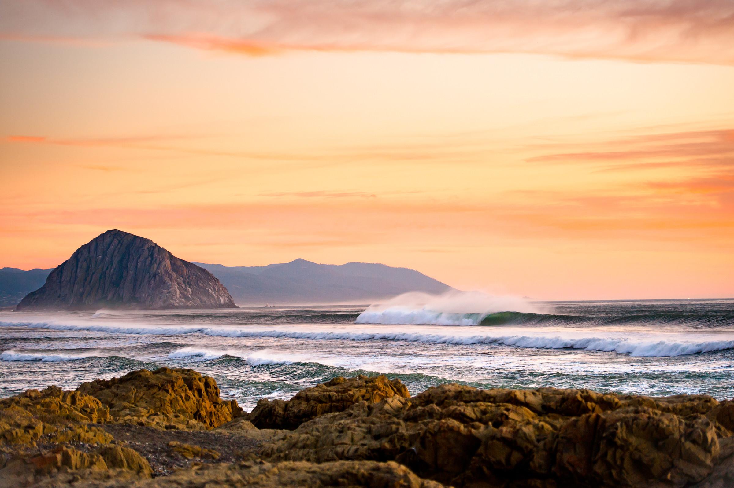 California Coast in Peril