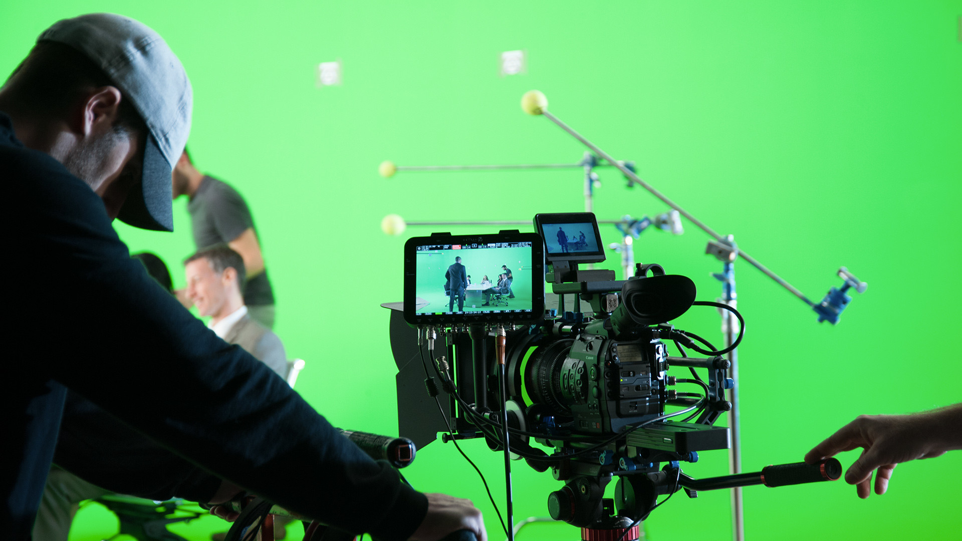 Why Filmmakers Choose Meets The Eye Studios