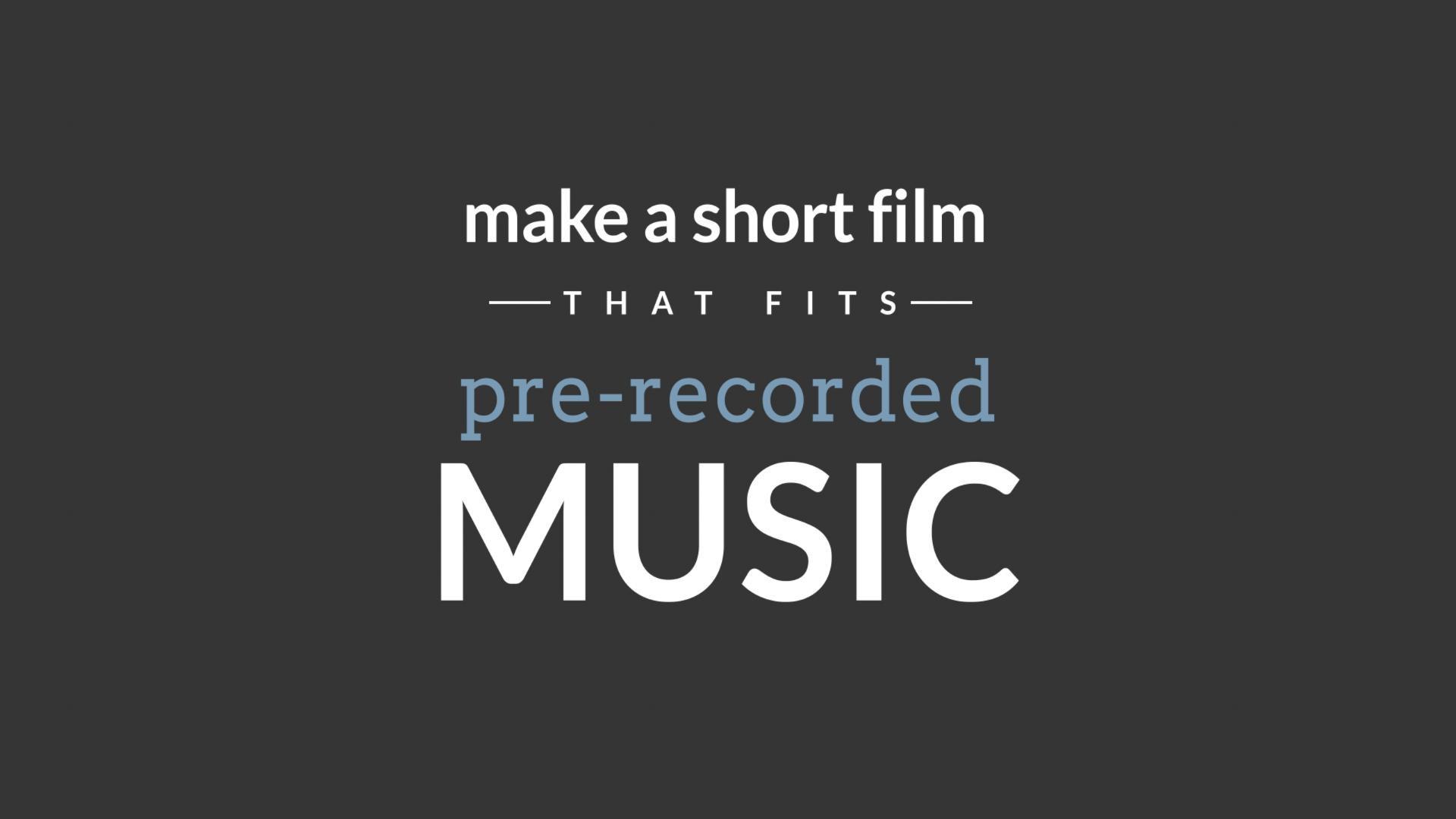Sound Design – Filmmaking Scene