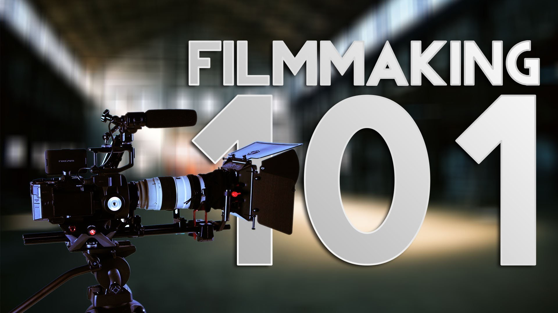 Filmmaking 101: Training for Scriptwriting, Camera, Shooting, Lighting and  Video Post Production – YouTube