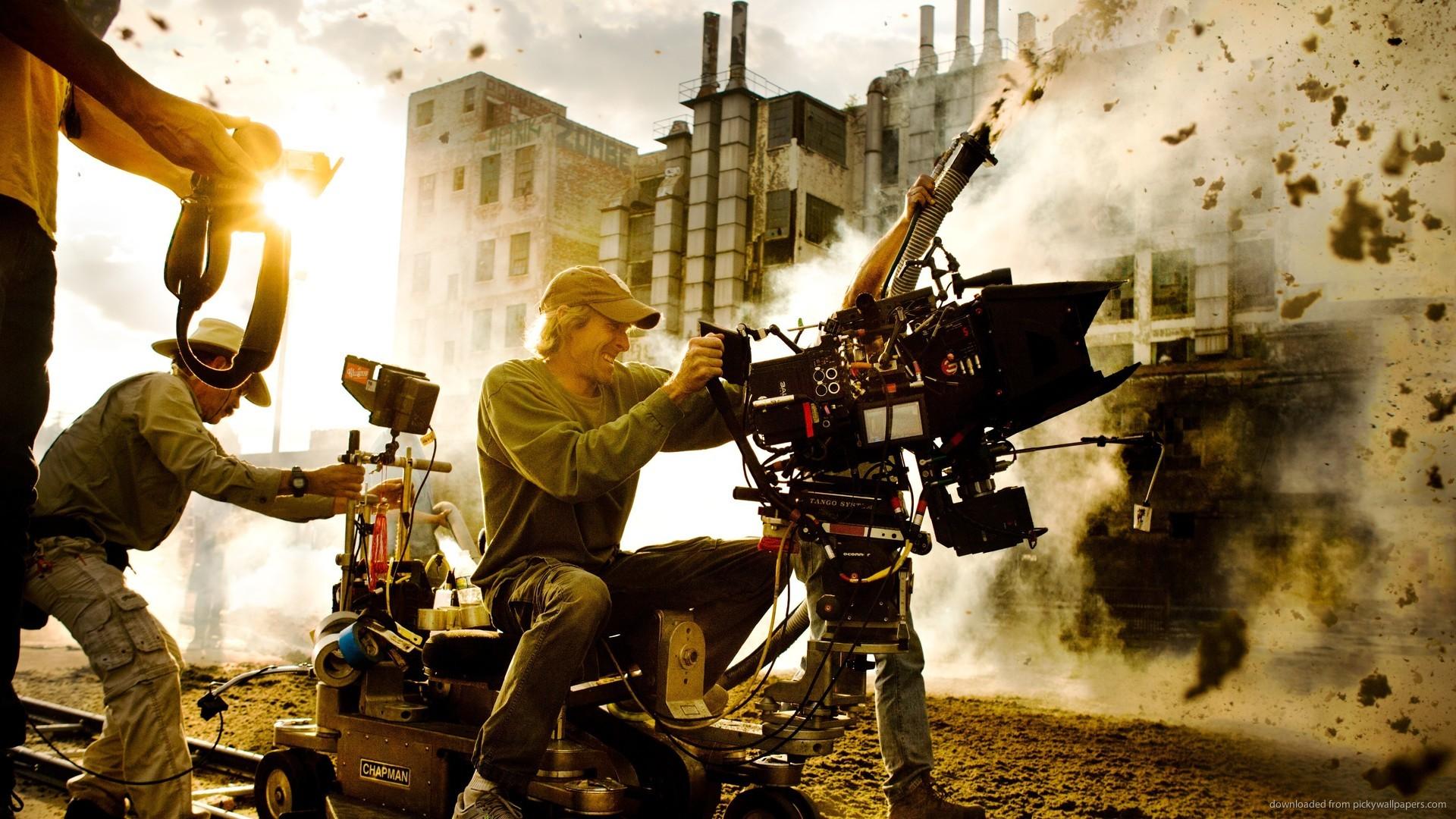 Michael Bay Shooting for 1920×1080