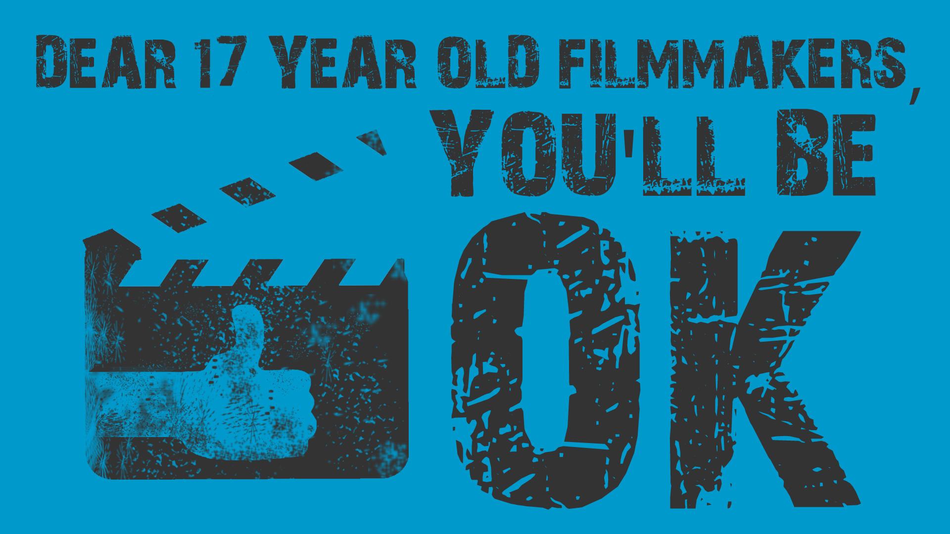 filmmaking advice