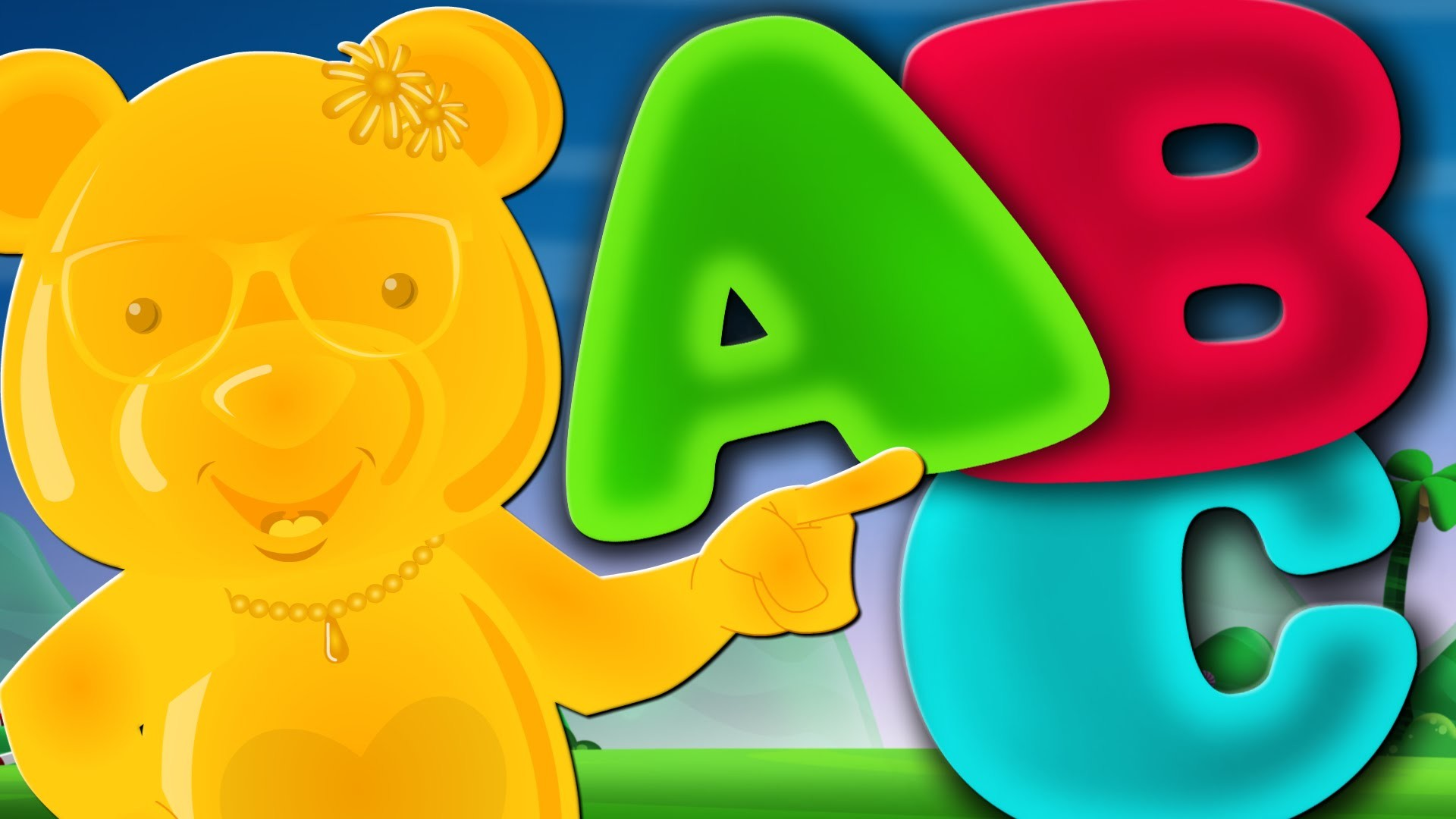 ABC Song | Alphabets Songs | YouTube Nursery Rhymes from Jelly Bears –  YouTube