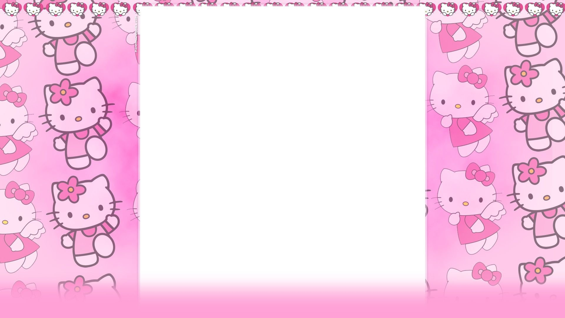 Download Hello Kitty Pink Youtube Pimpmychannel Wallpaper .