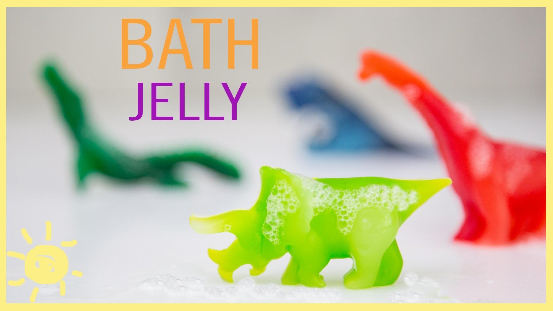 DIY | Bath Jelly (Easy Recipe!!)