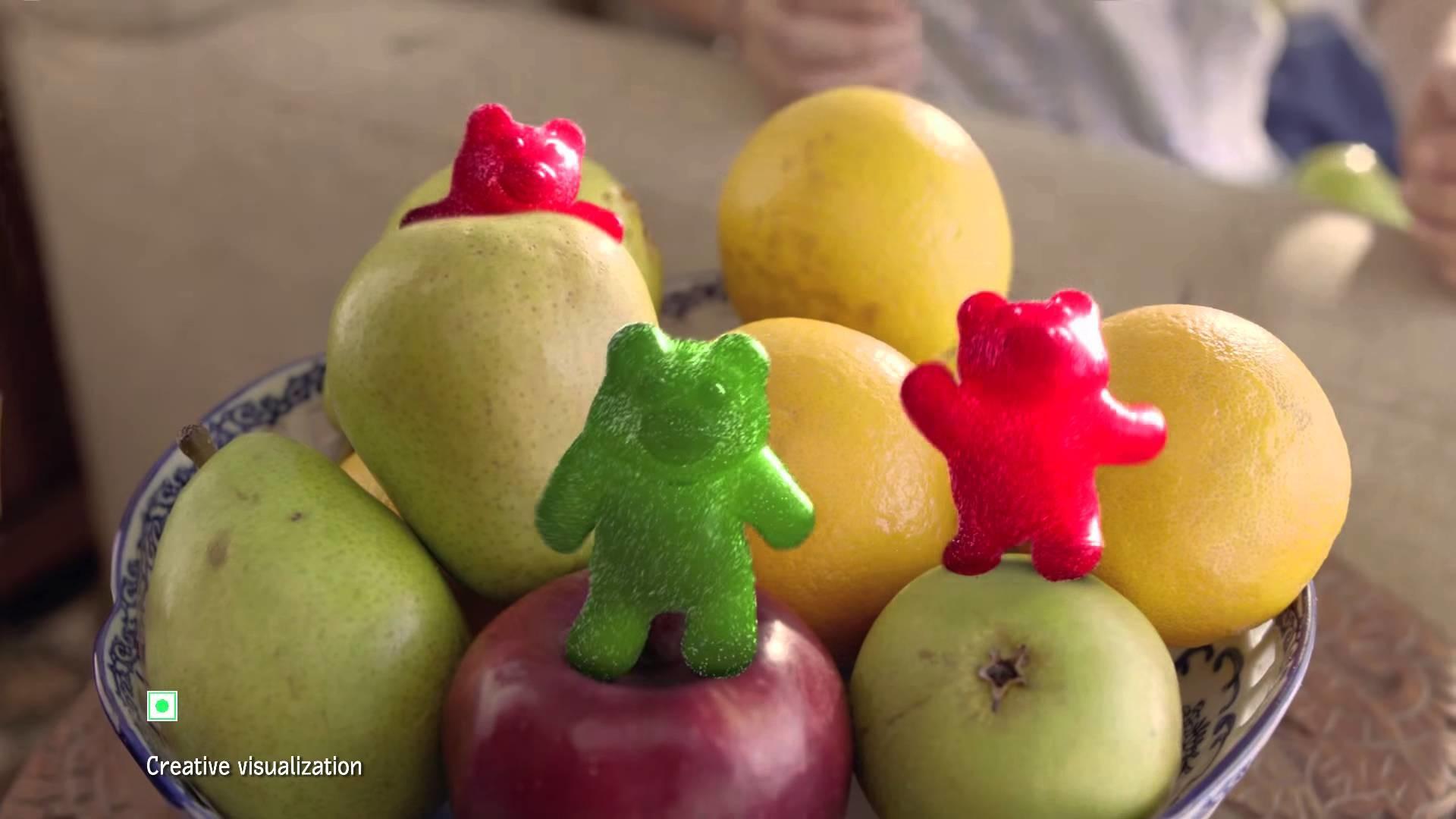 Alpenliebe Juzt Jelly Bears YouTube