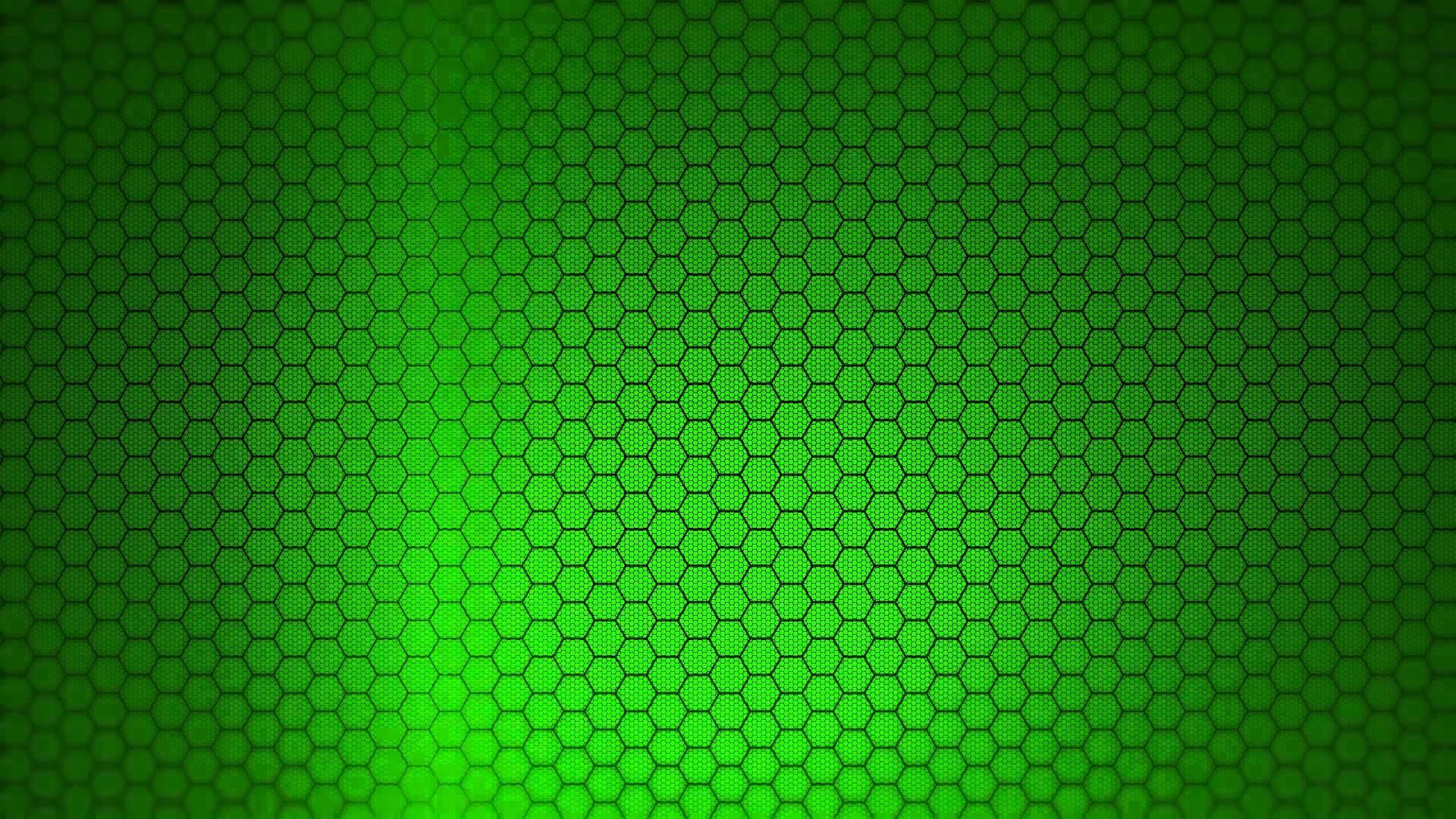 Hexagon Background – Green Screen Animation – YouTube