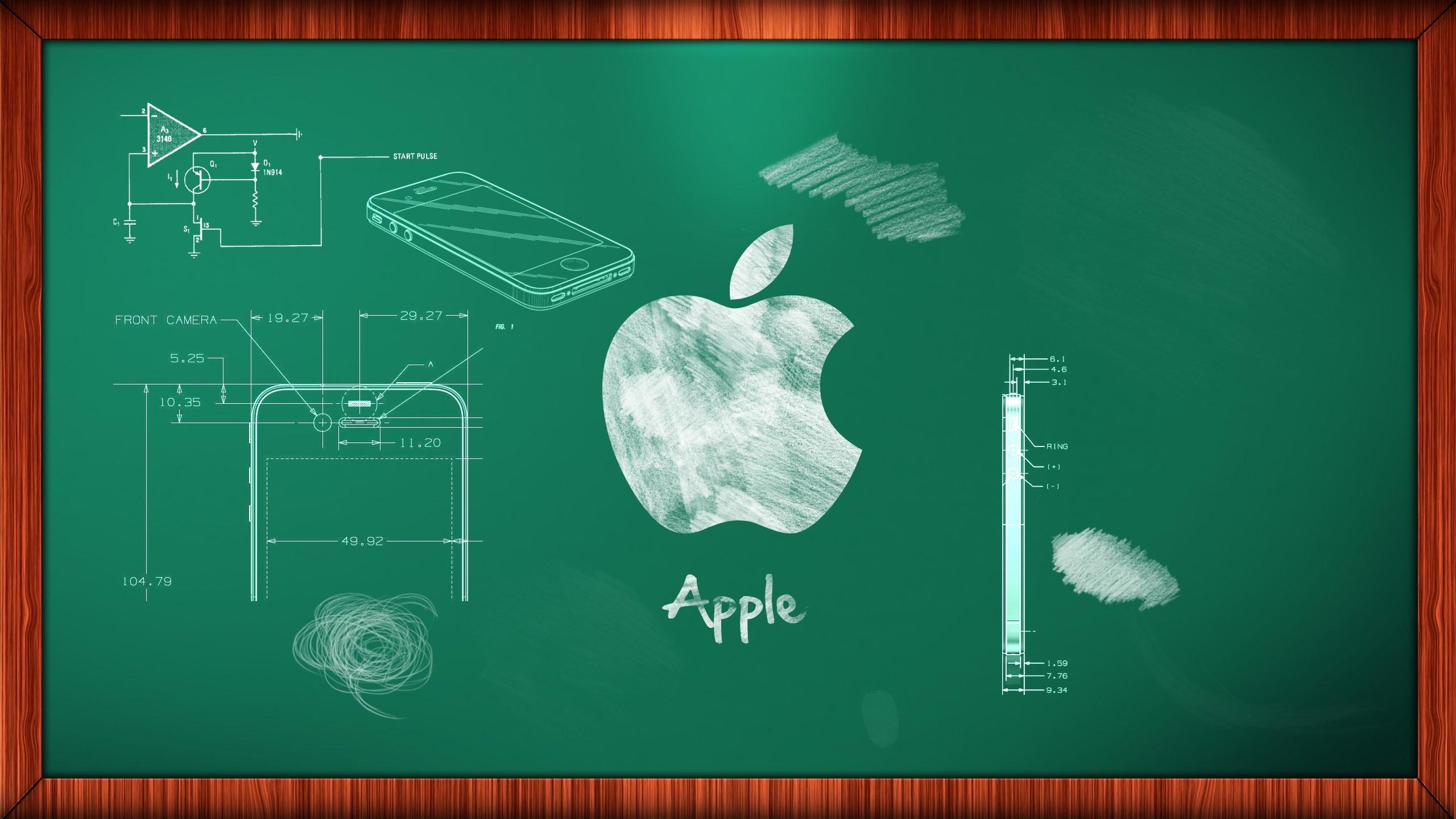 Apple Chalkboard 790096 …