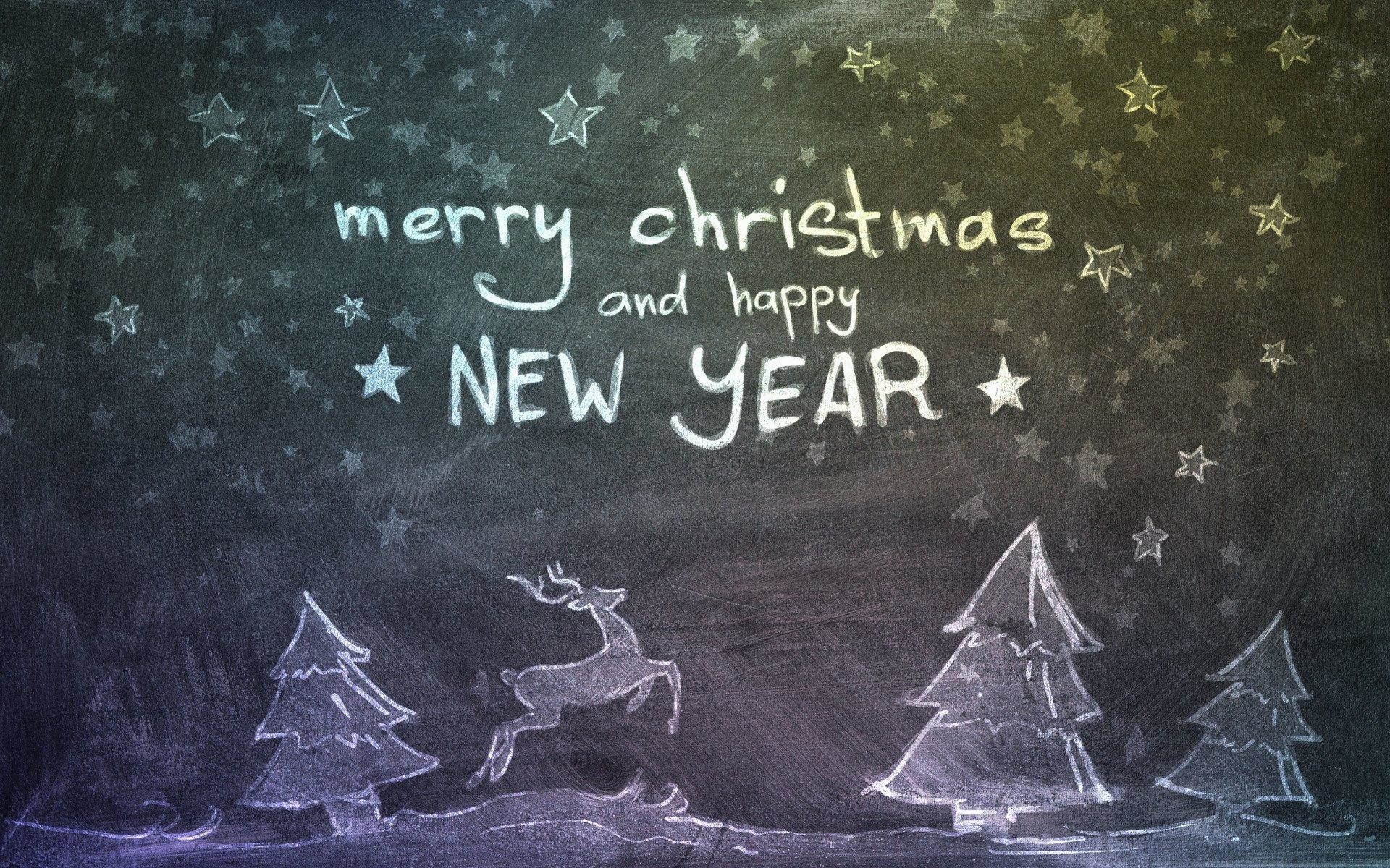 wallpaper.wiki-Christmas-merry-christmas-new-year-chalkboard-