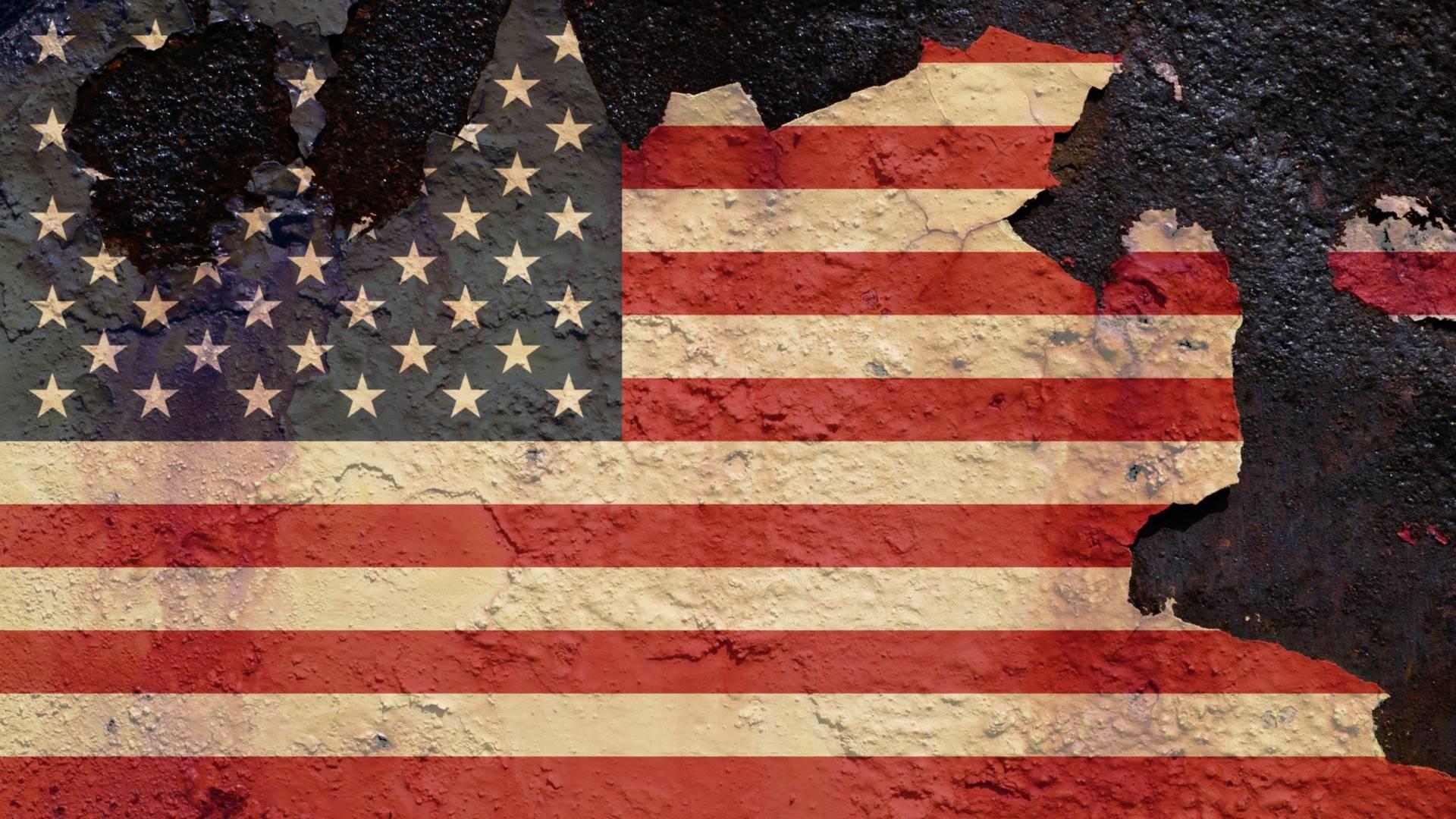 Флаг сша война гражданская картинка