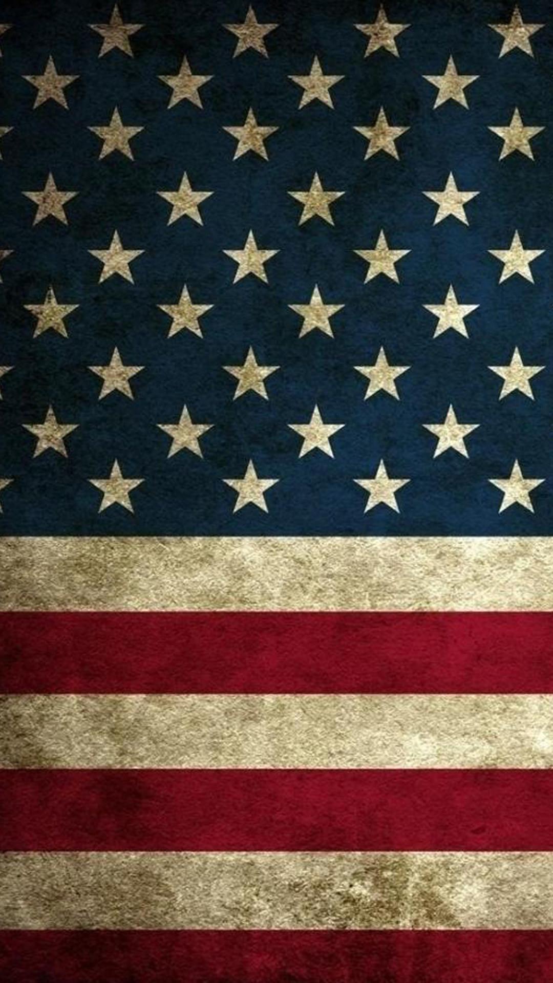 Usa Flag Wallpaper iPhone 6