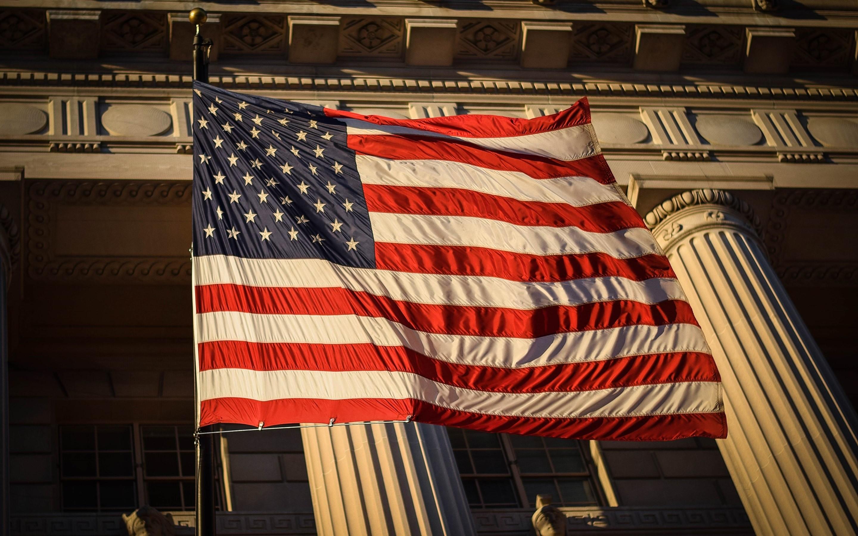 4K HD Wallpaper 2: USA Flag