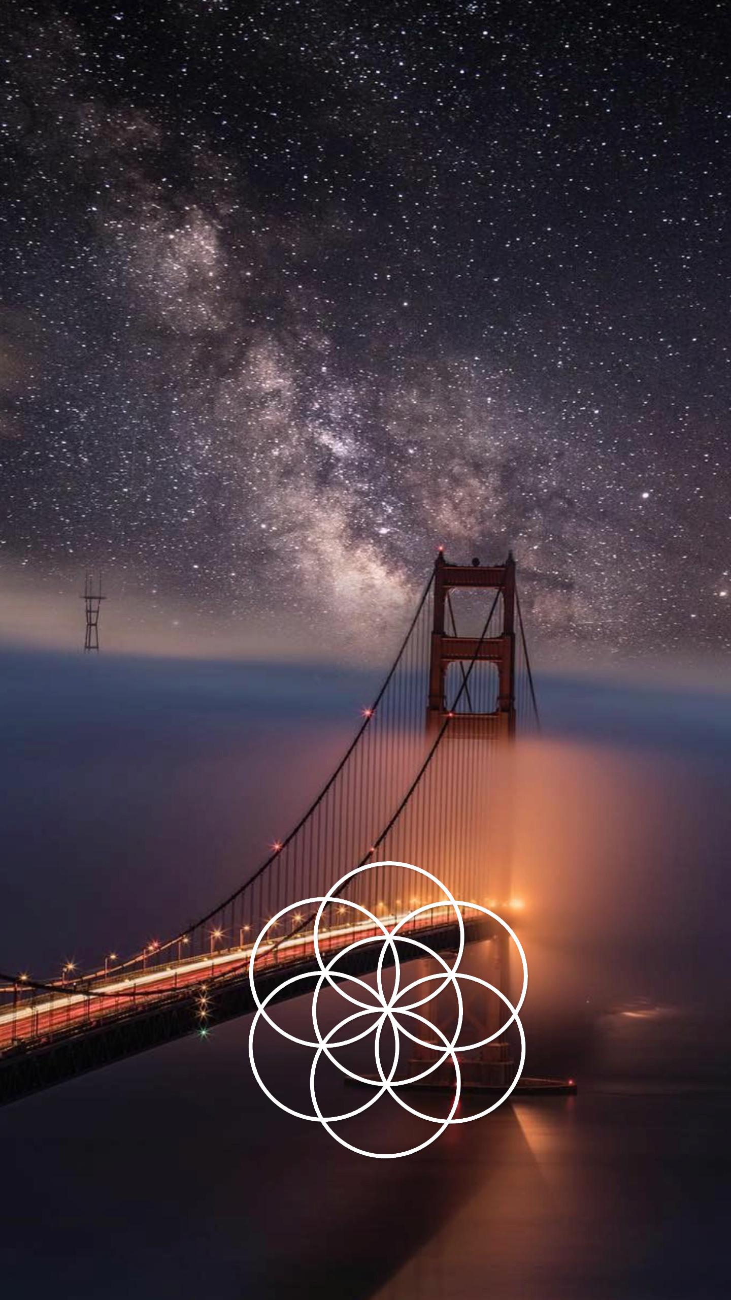 Sacred Geometry Galaxy S7 Wallpaper – image #807915