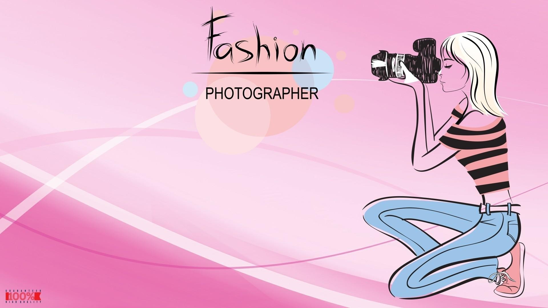 Pink Fashion Background – ImgMob