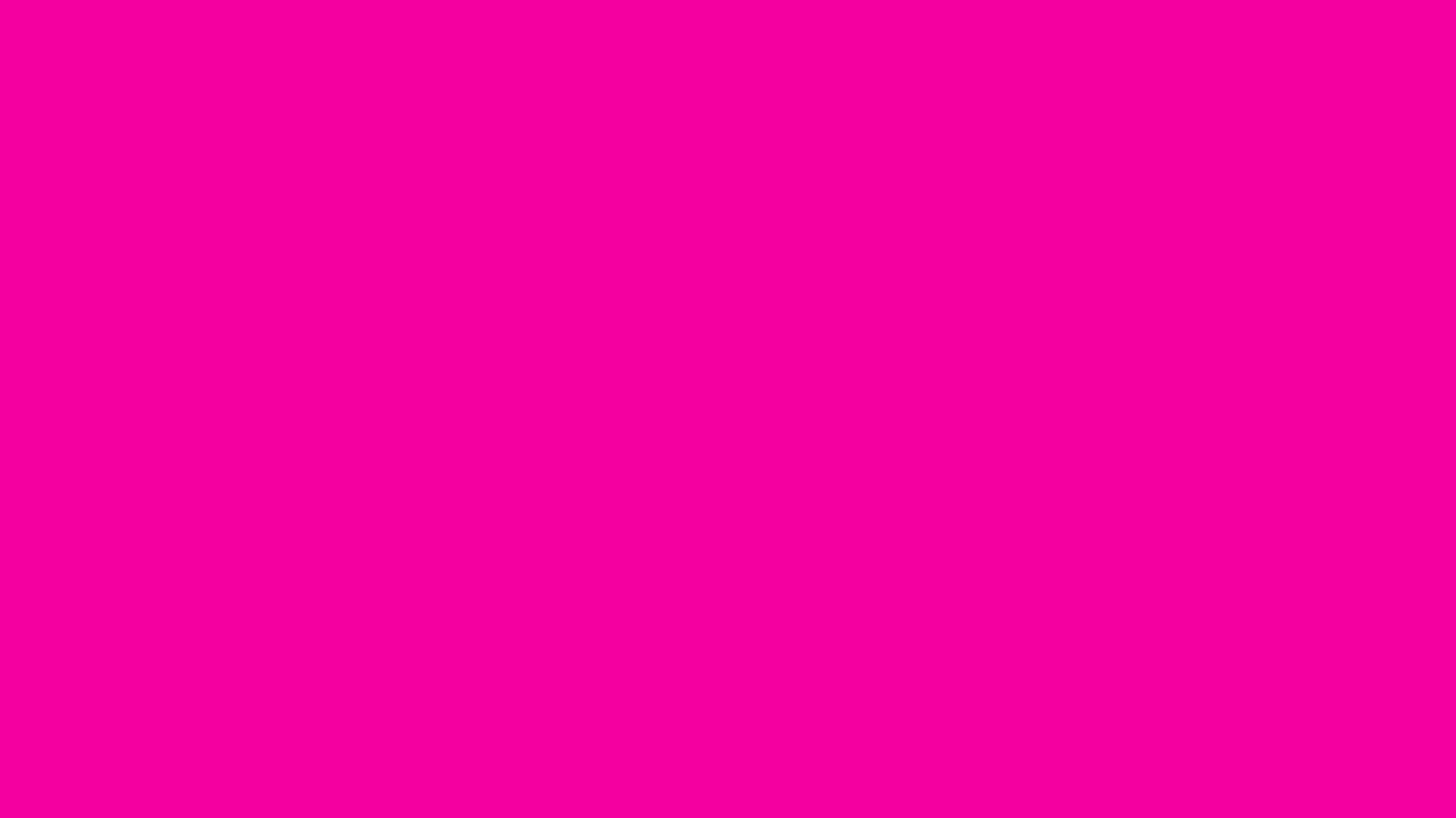 Fashion Fuchsia Solid Color Background