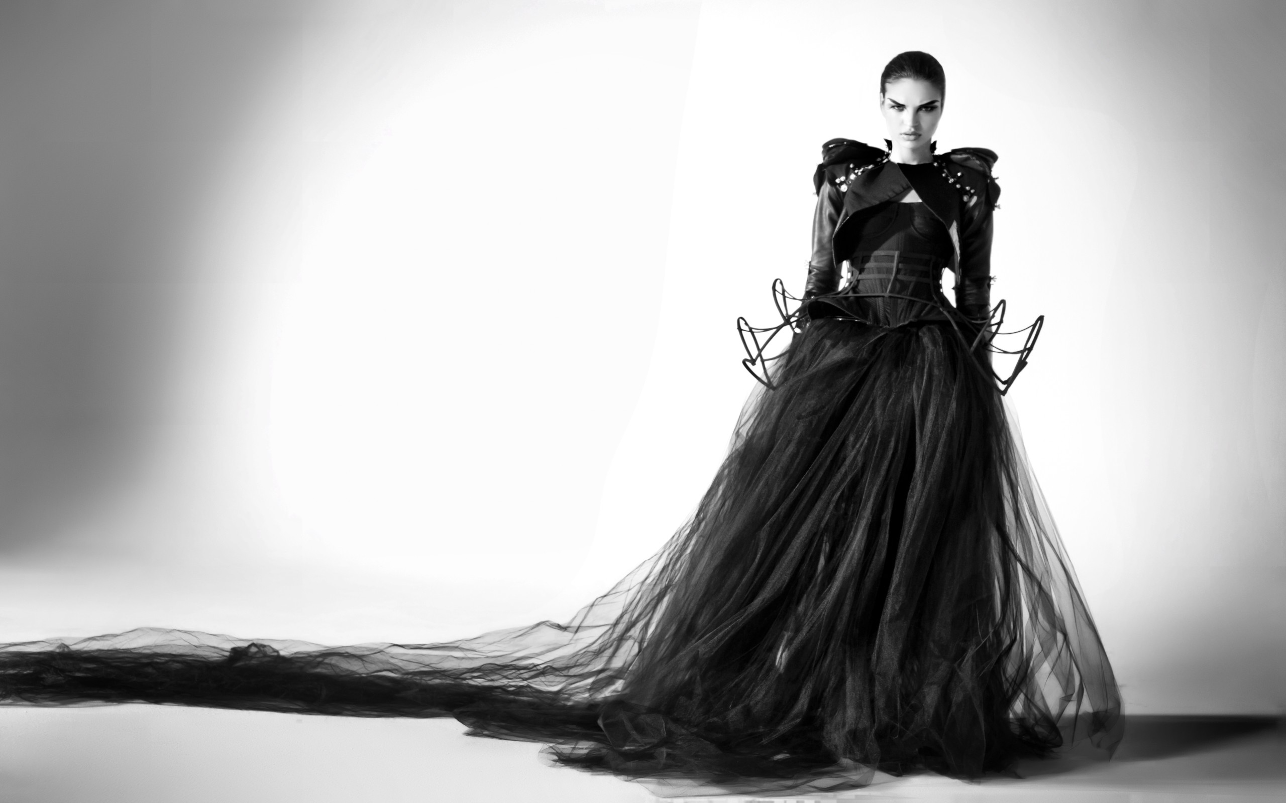 Fashion About Black HD Wallpaper.