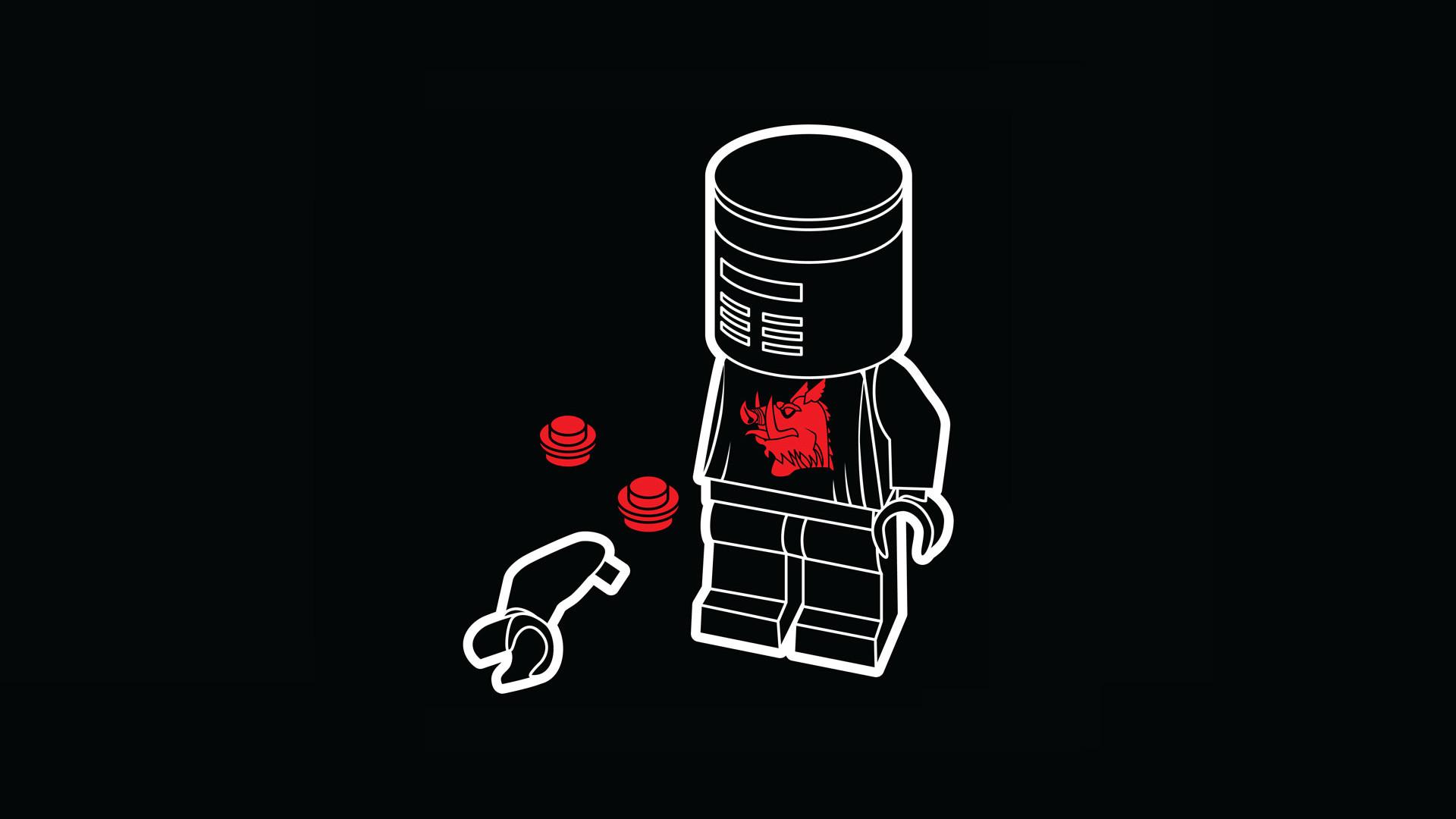 Products – Lego Monty Python Black Knight Humor Movie Wallpaper