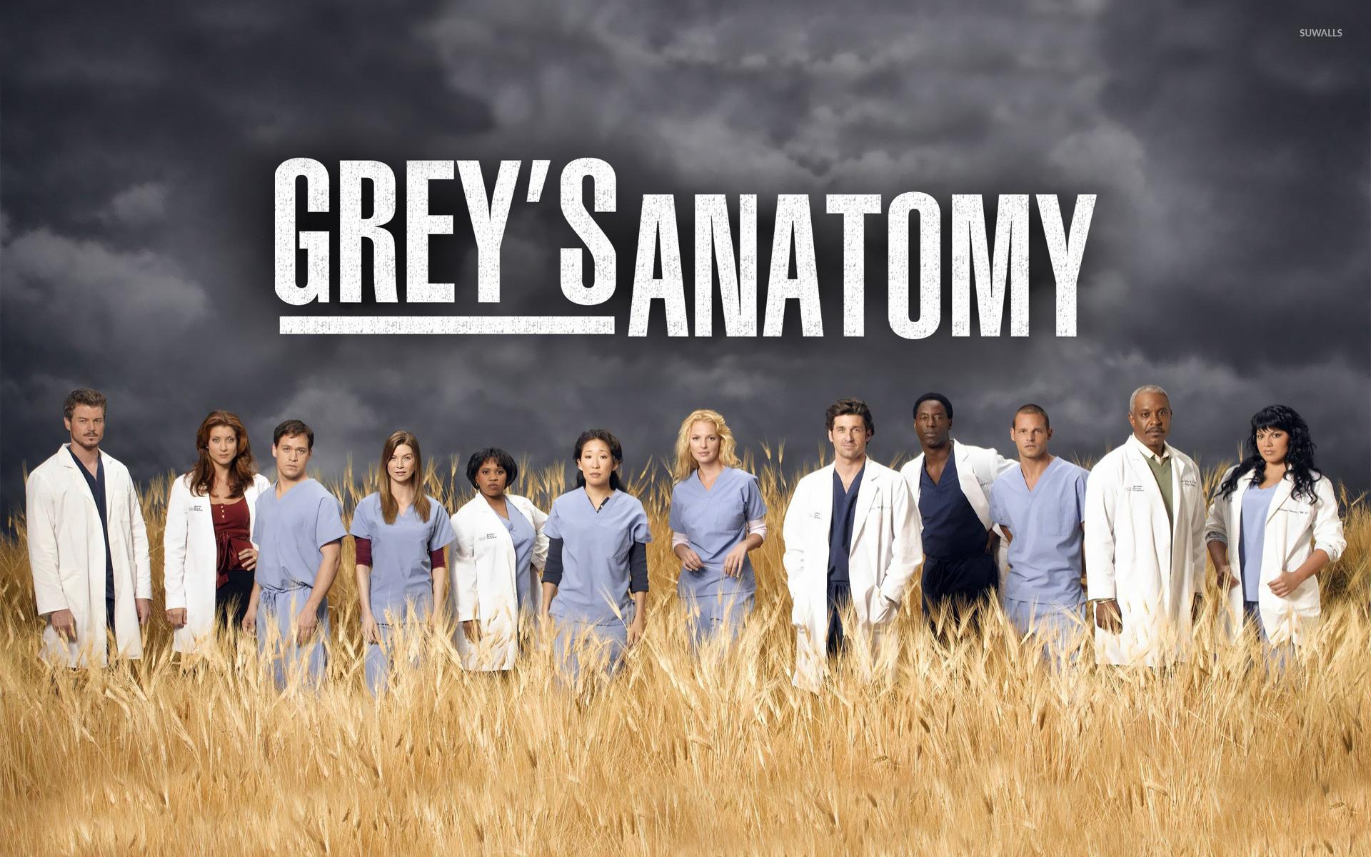 Grey's Anatomy [7] wallpaper jpg