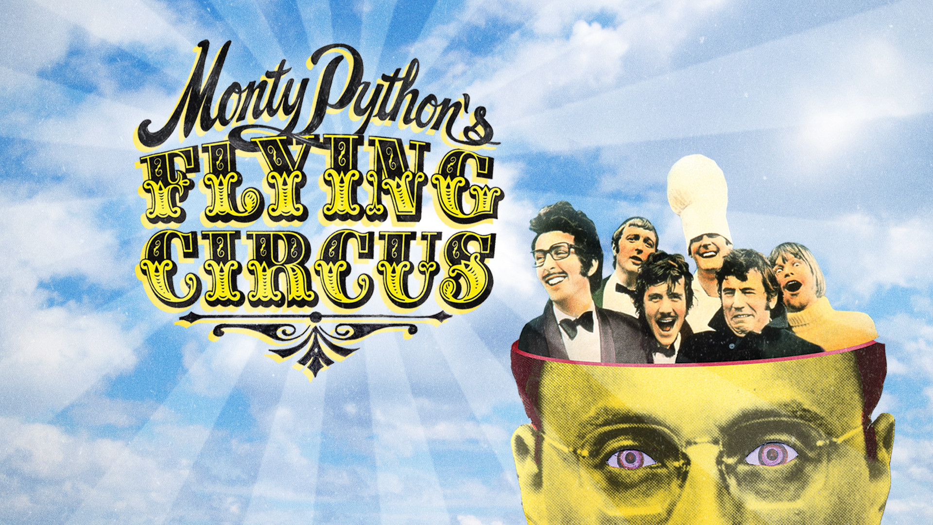 Seeso – Hand-Picked Original & Classic Comedy. Ad-Free. Watch Now.   Monty- python-s-flying-circus