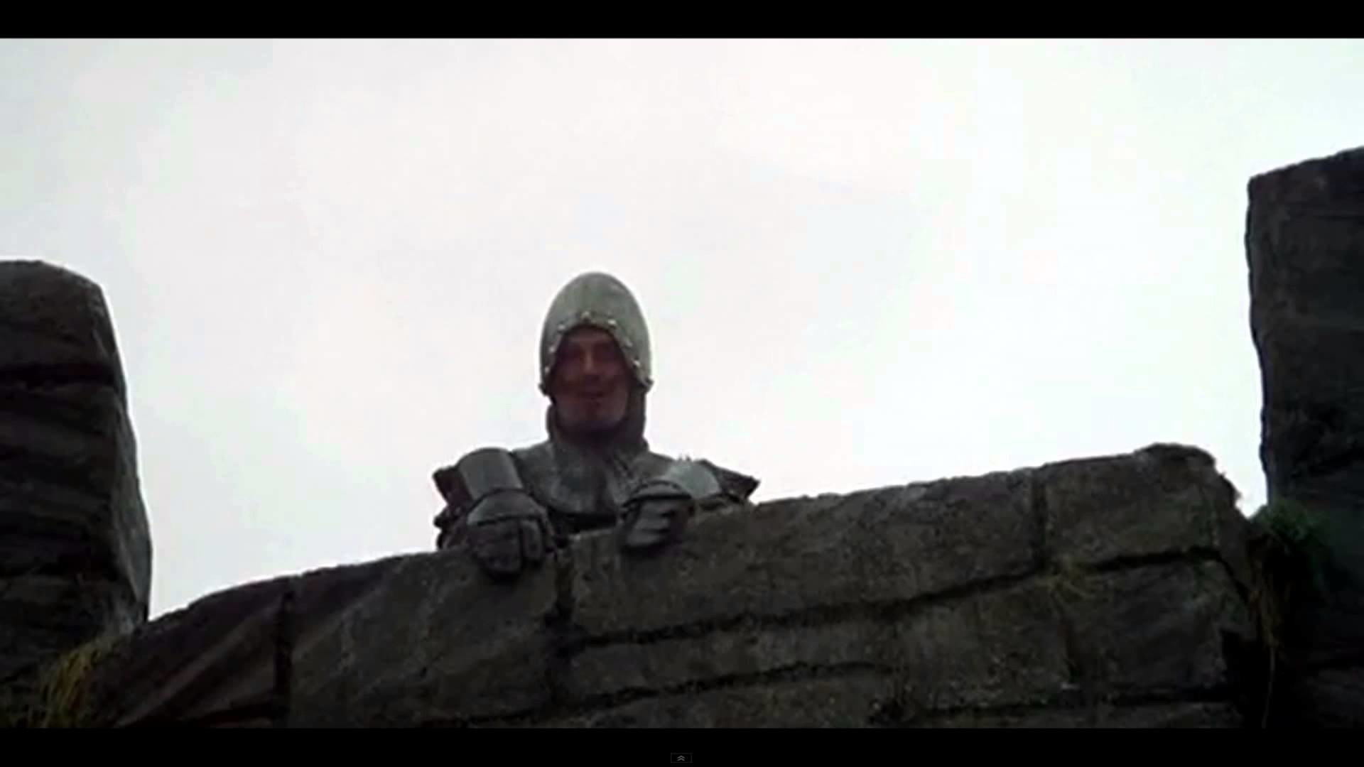 Frenchies Taunting Eanglish – Monty Python – The Holy Grail 1080p HD wide  screen 16:9