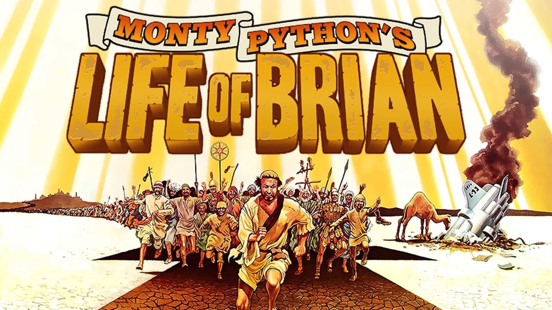 Cinema: Monty Python΄s Life of Brian (1979)
