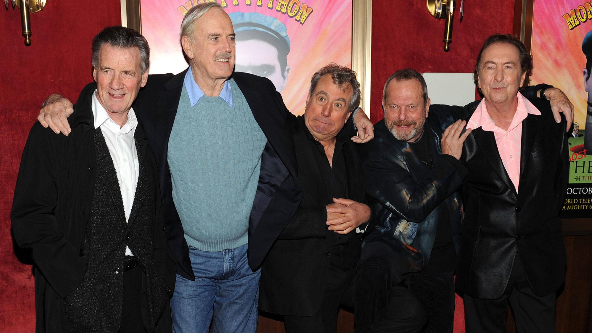 Monty Python backdrop wallpaper
