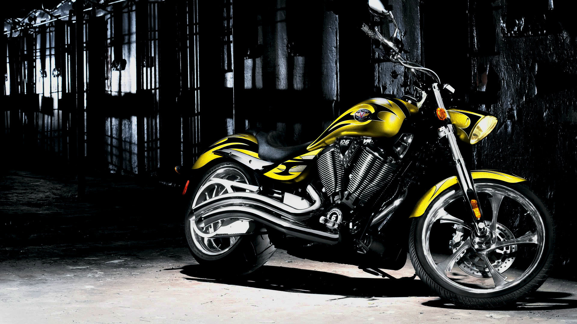 Victory Motorcycles Wallpaper