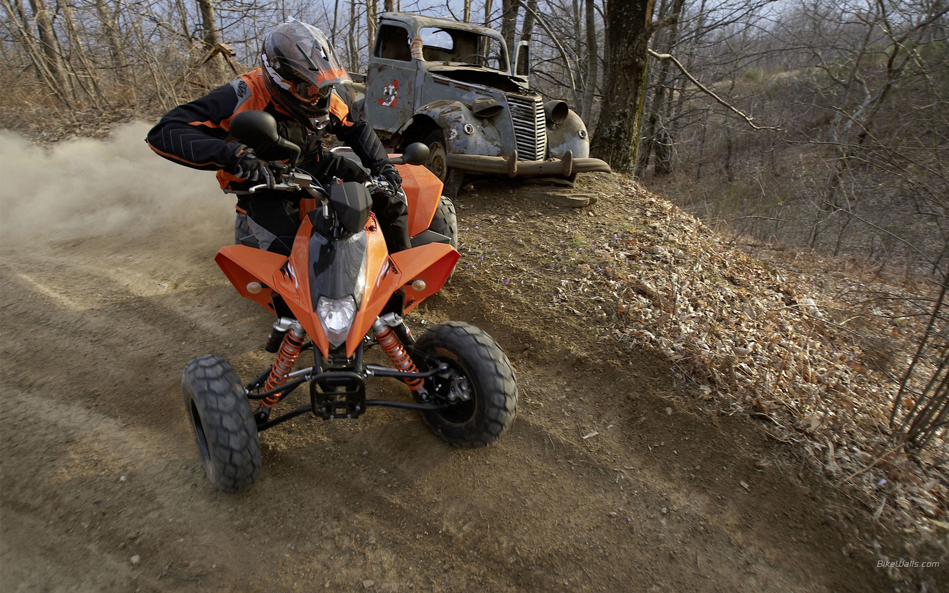 KTM 450 ATV