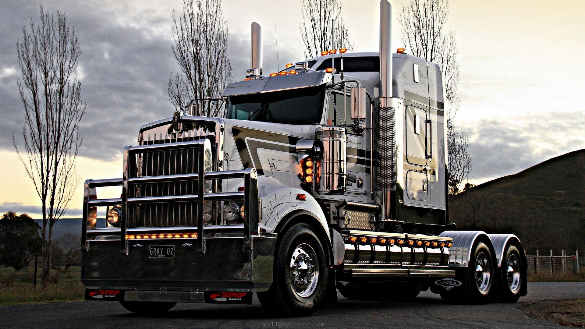More trucks Wallpapers