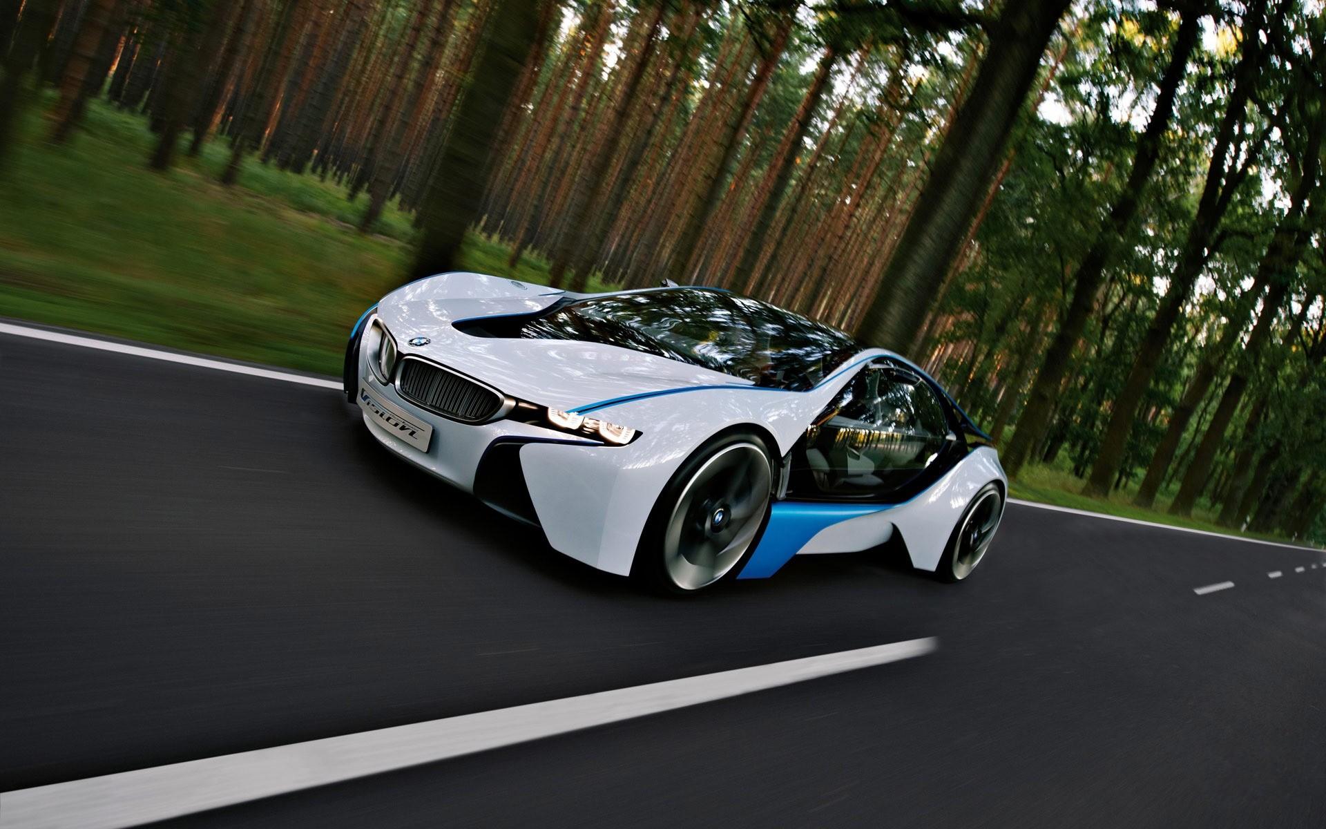 BMW Vision Wallpaper BMW Cars