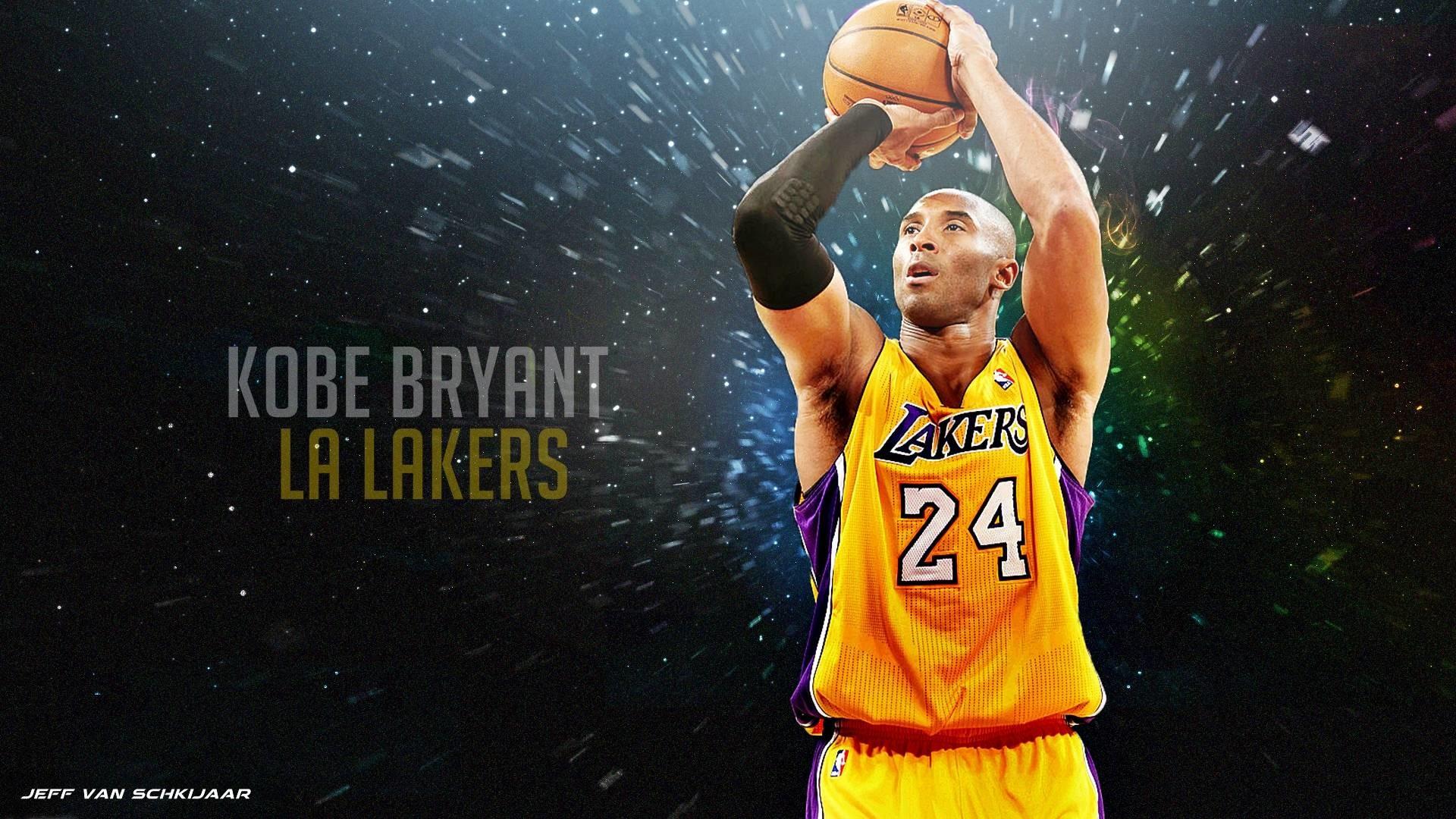 Kobe Bryant LA Lakers Wallpaper HD #3048 | Hdwidescreens.