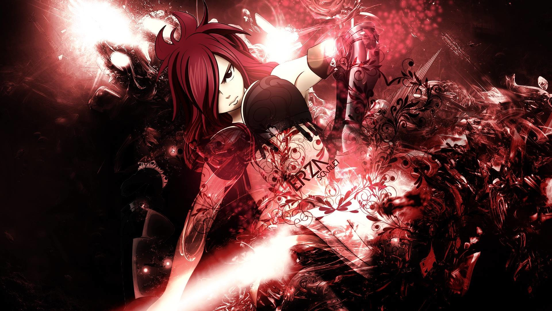 Fairy Tail Wallpaper Hd Erza Images & Pictures – Becuo